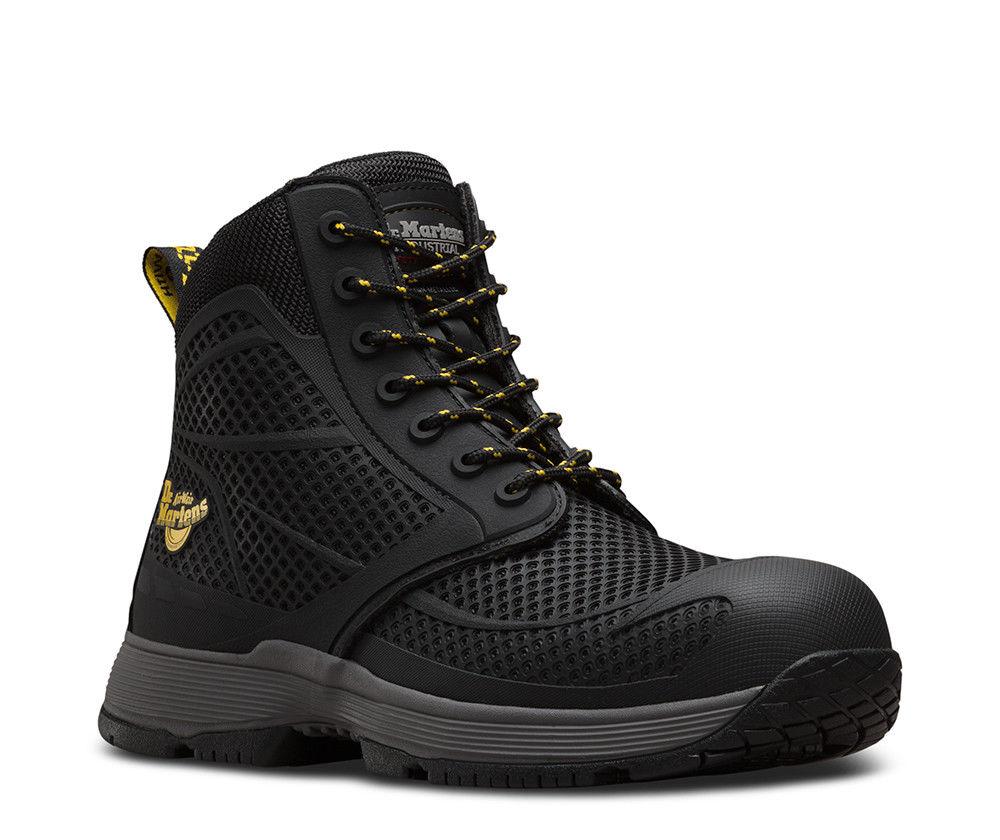 calamus men Dr martens work men calamus non black ballistic mesh ( ankle ) - men ankle.