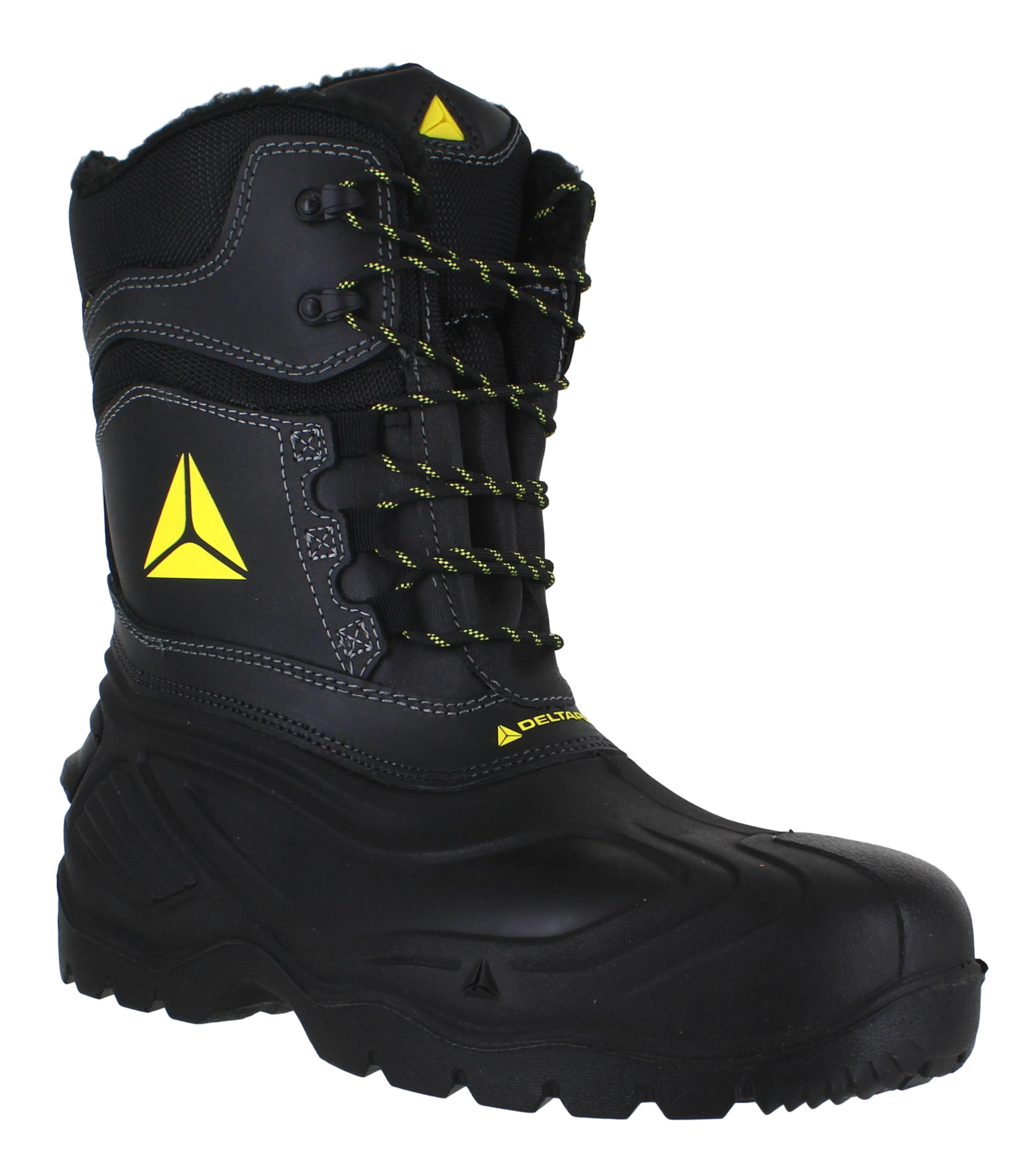 002b1f58679 Details about Mens Delta-Plus Waterproof Tall Safety Composite Toe/Midsole  Boots Sizes 7 to 12