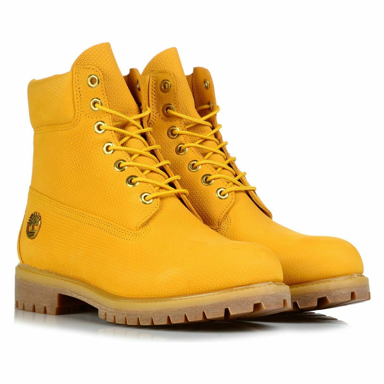 Details about Timberland 15.2cm mens wp classic lace up leather boots show original title