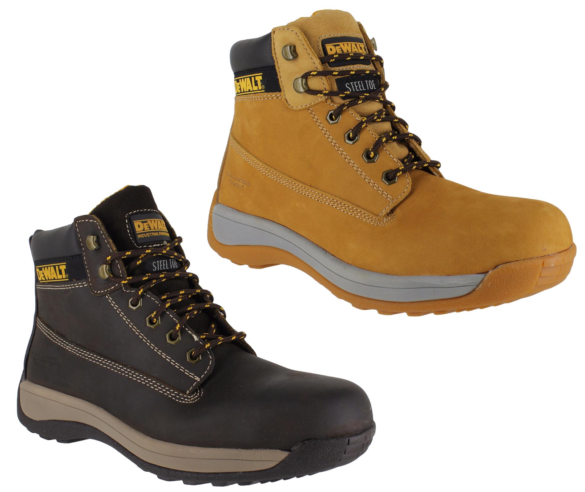 DeWalt Apprentice - Mens Safety Boots
