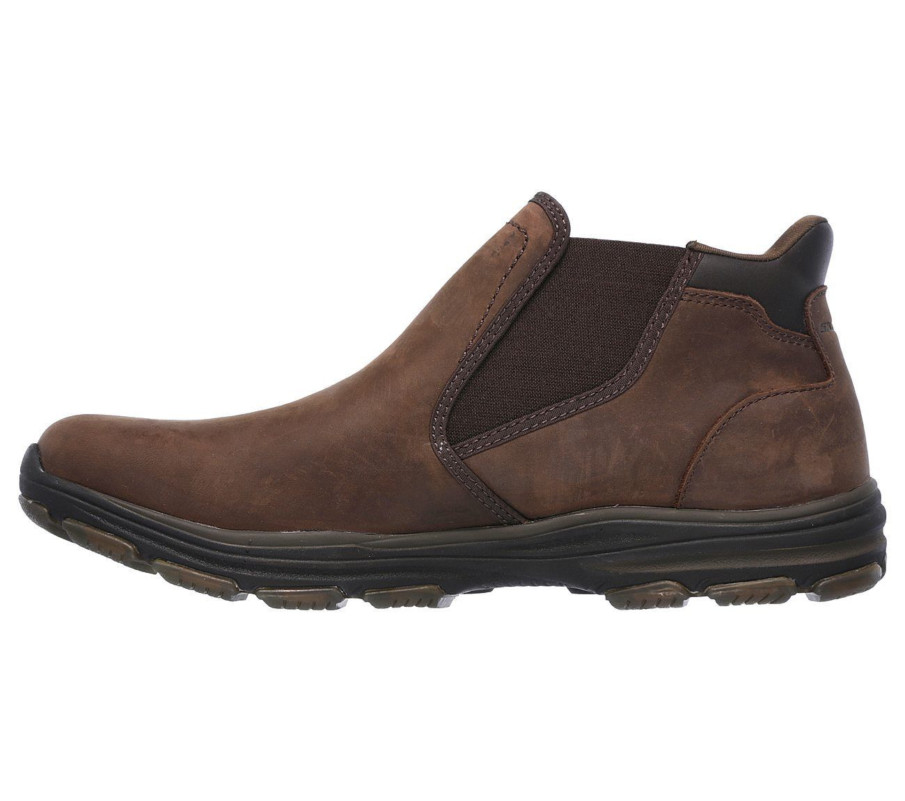 Mens Air Cushioned Stitched Shoes