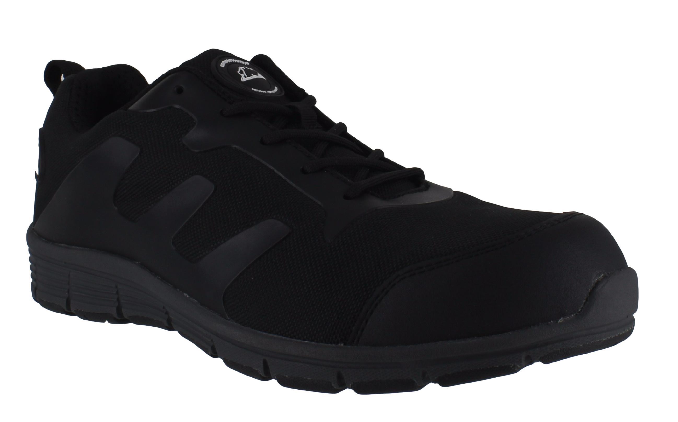 mens womens groundwork lightweight steel toe safety shoes. Black Bedroom Furniture Sets. Home Design Ideas
