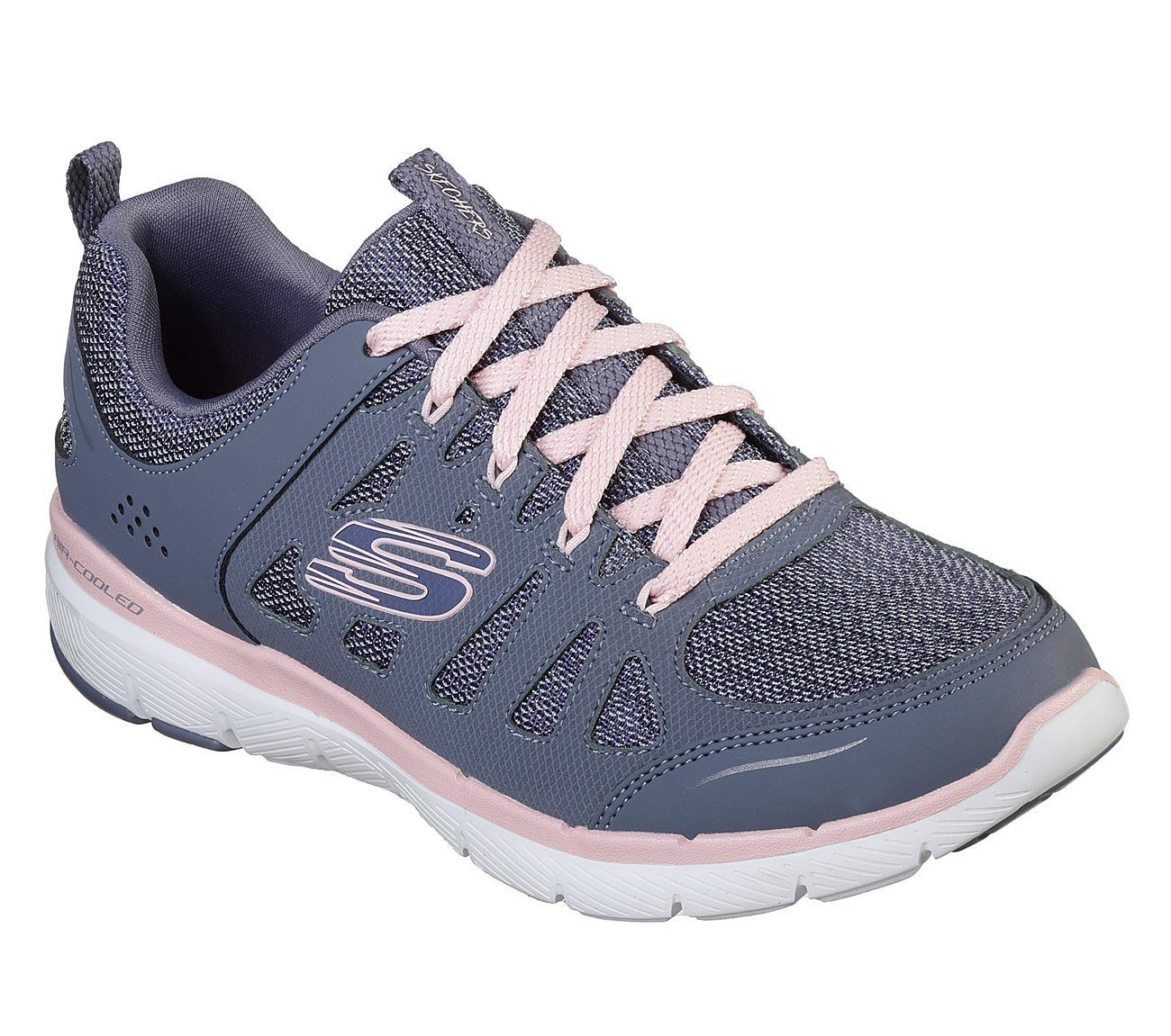 Skechers Flex Appeal 3.0 Billow Damenschuhe Memory Walking Memory Damenschuhe Foam Sports ... cb459f