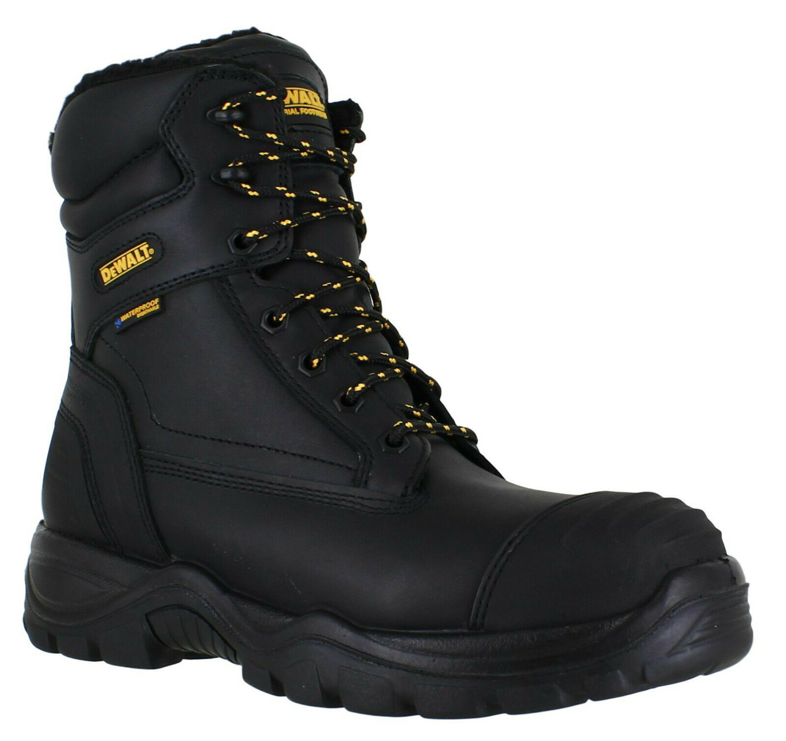 Work S3 Composite Toe Boots Sizes 6