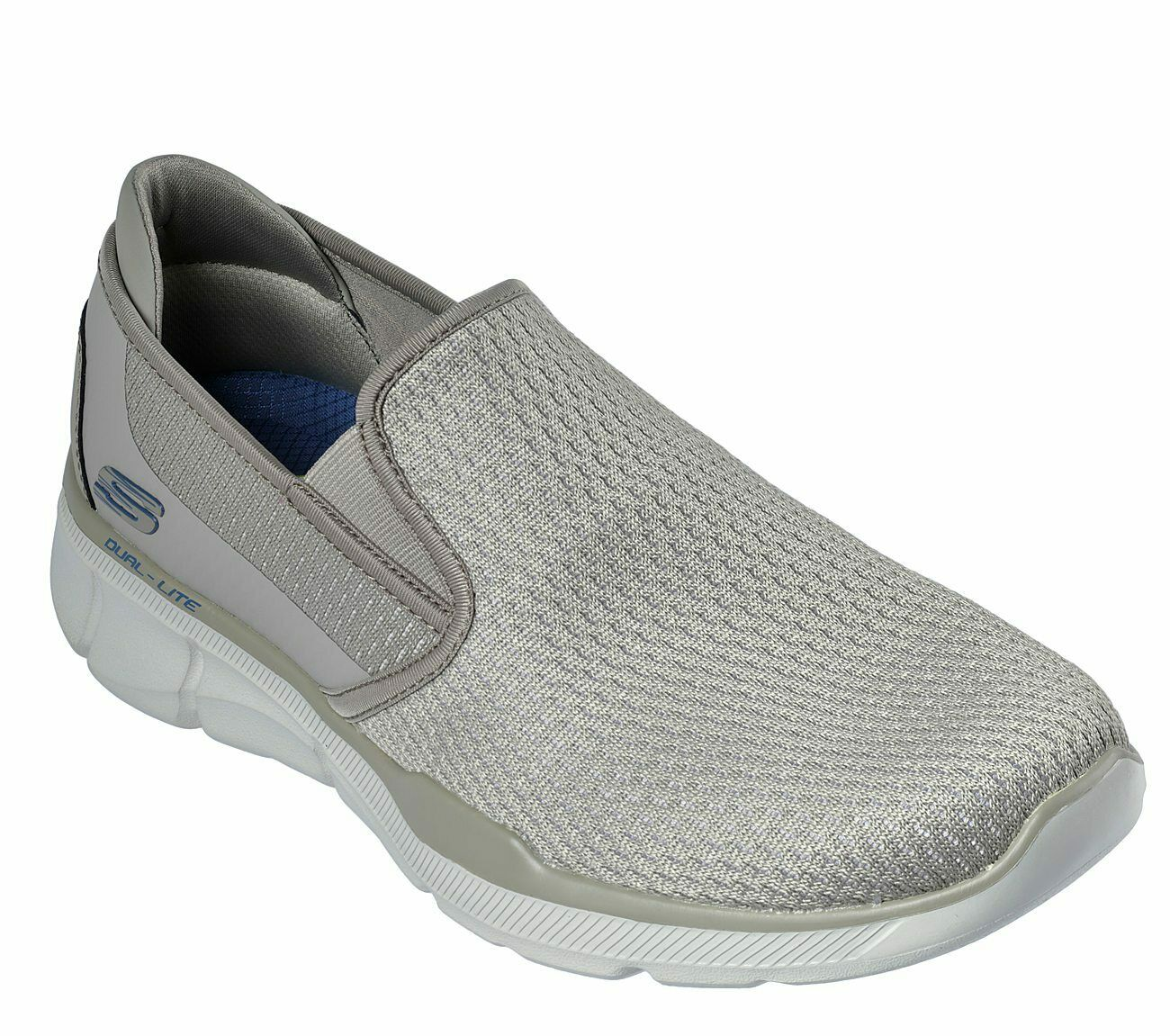 Mens Skechers Equalizer 3.0-Sumnin Slip On Casual Trainers Shoes Sizes 7 to 13