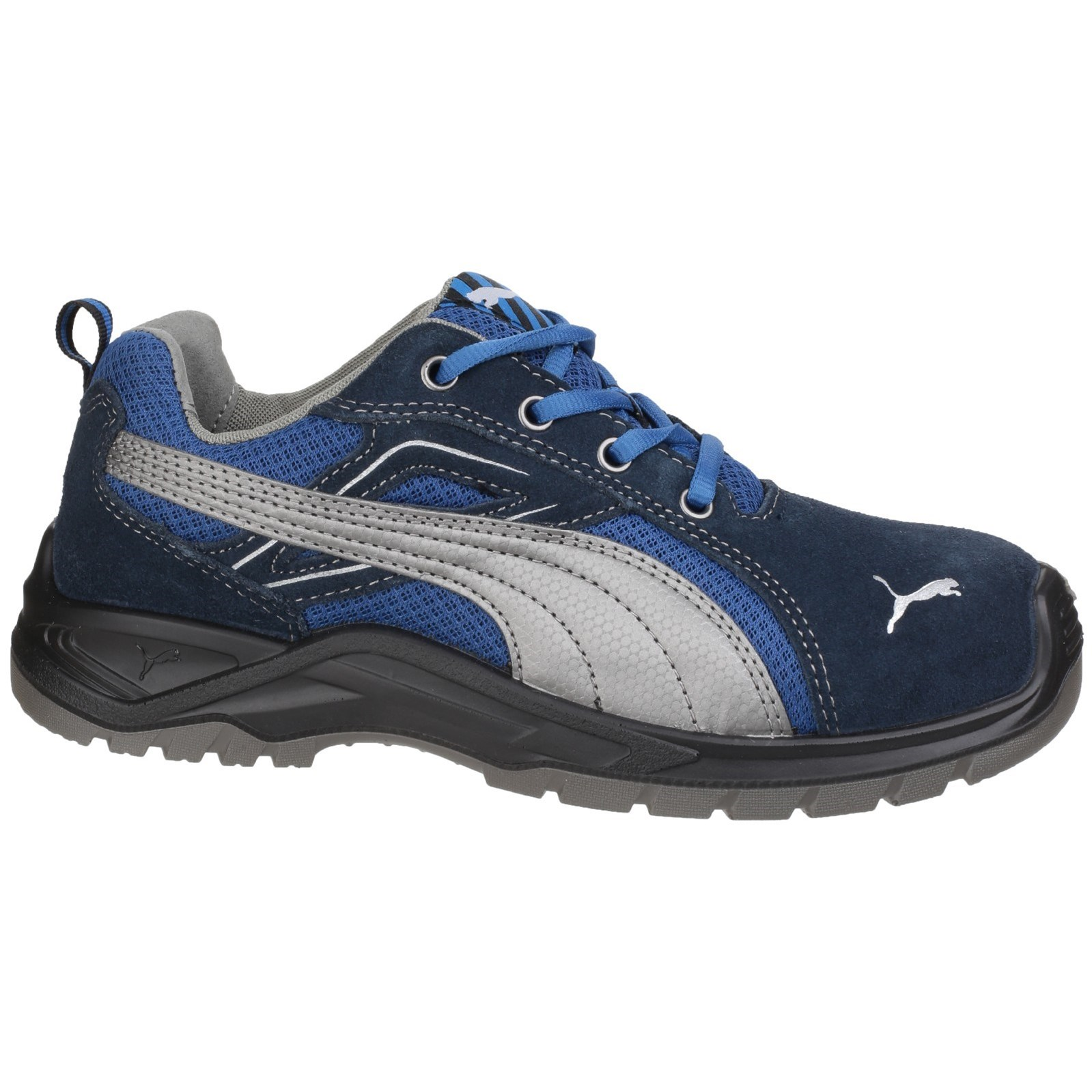 PUMA Omni Sky Low - Mens Safety Trainers - Steel Toe/Midsole S1P ...