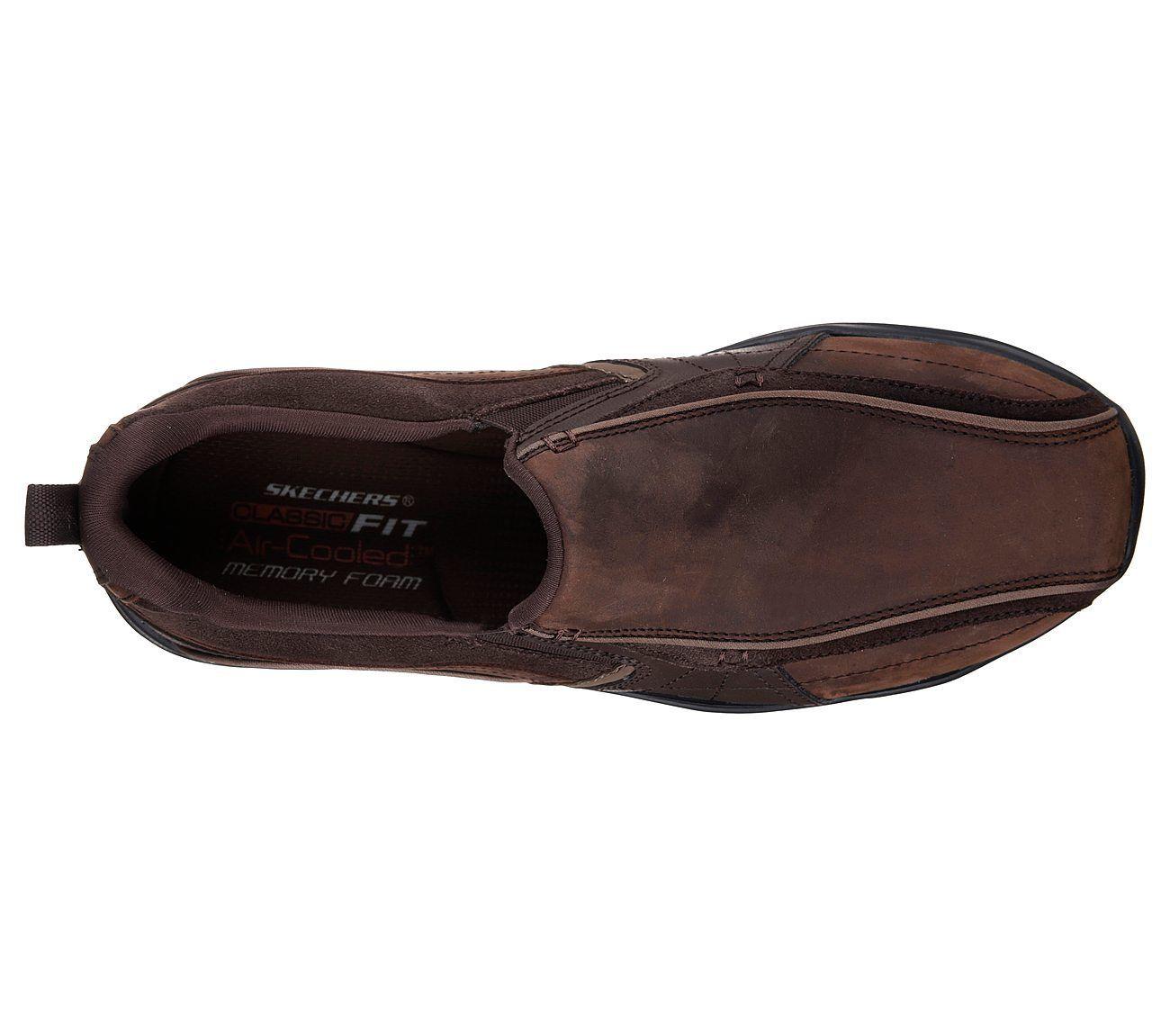 Brown Shoe Edging