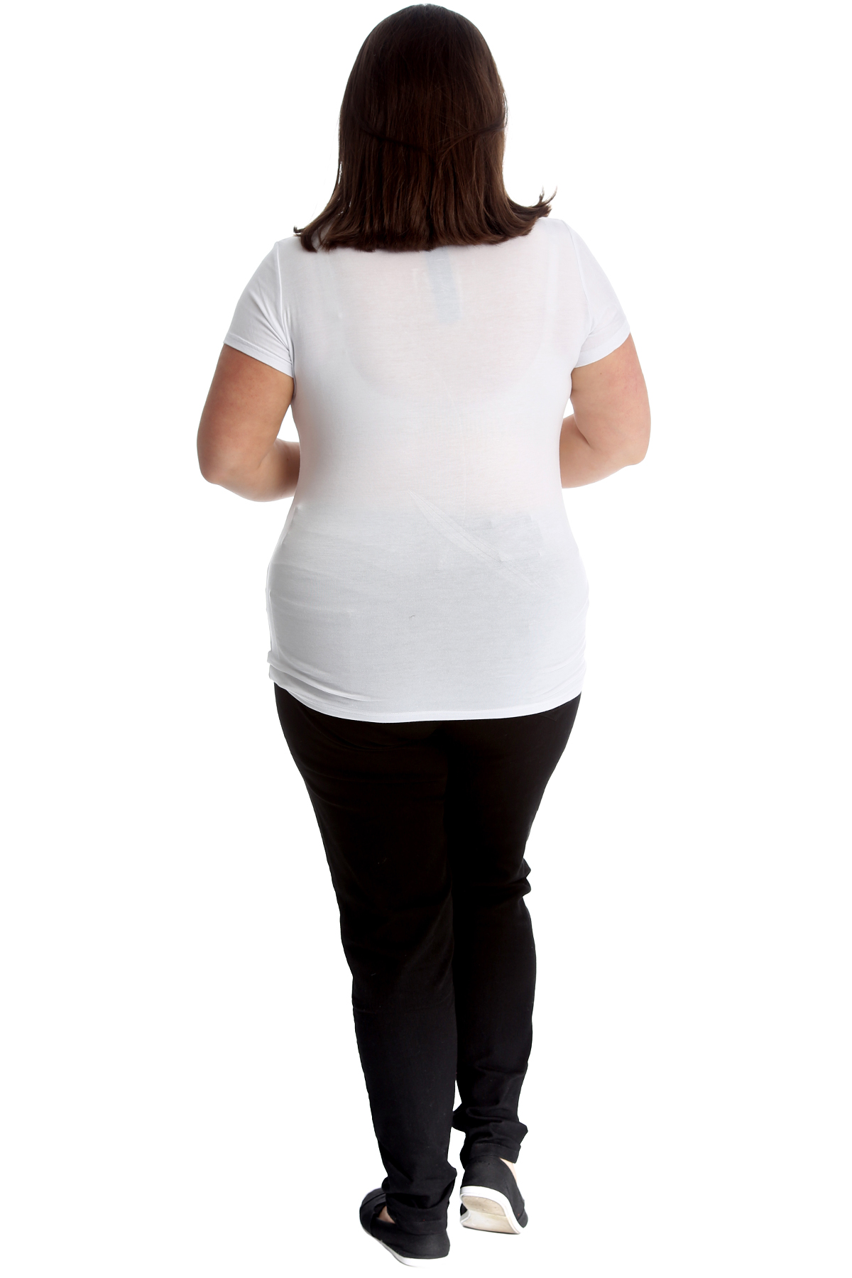 New-Womens-Plus-Size-Top-Ladies-Cherry-Rhinestone-T-Shirt-Soft-Stud-Shiny-Hip thumbnail 18