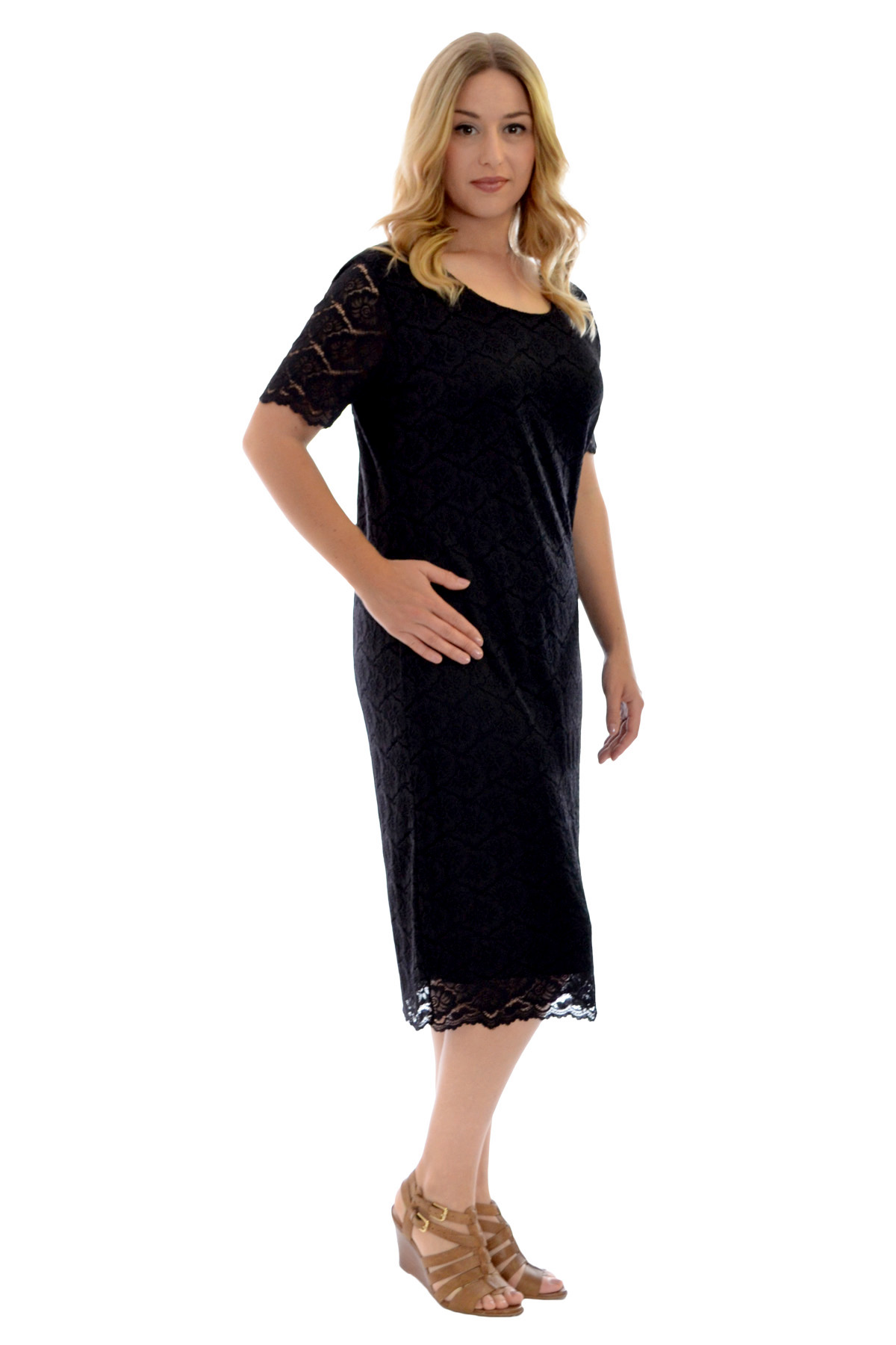 Clothes for short plus size women