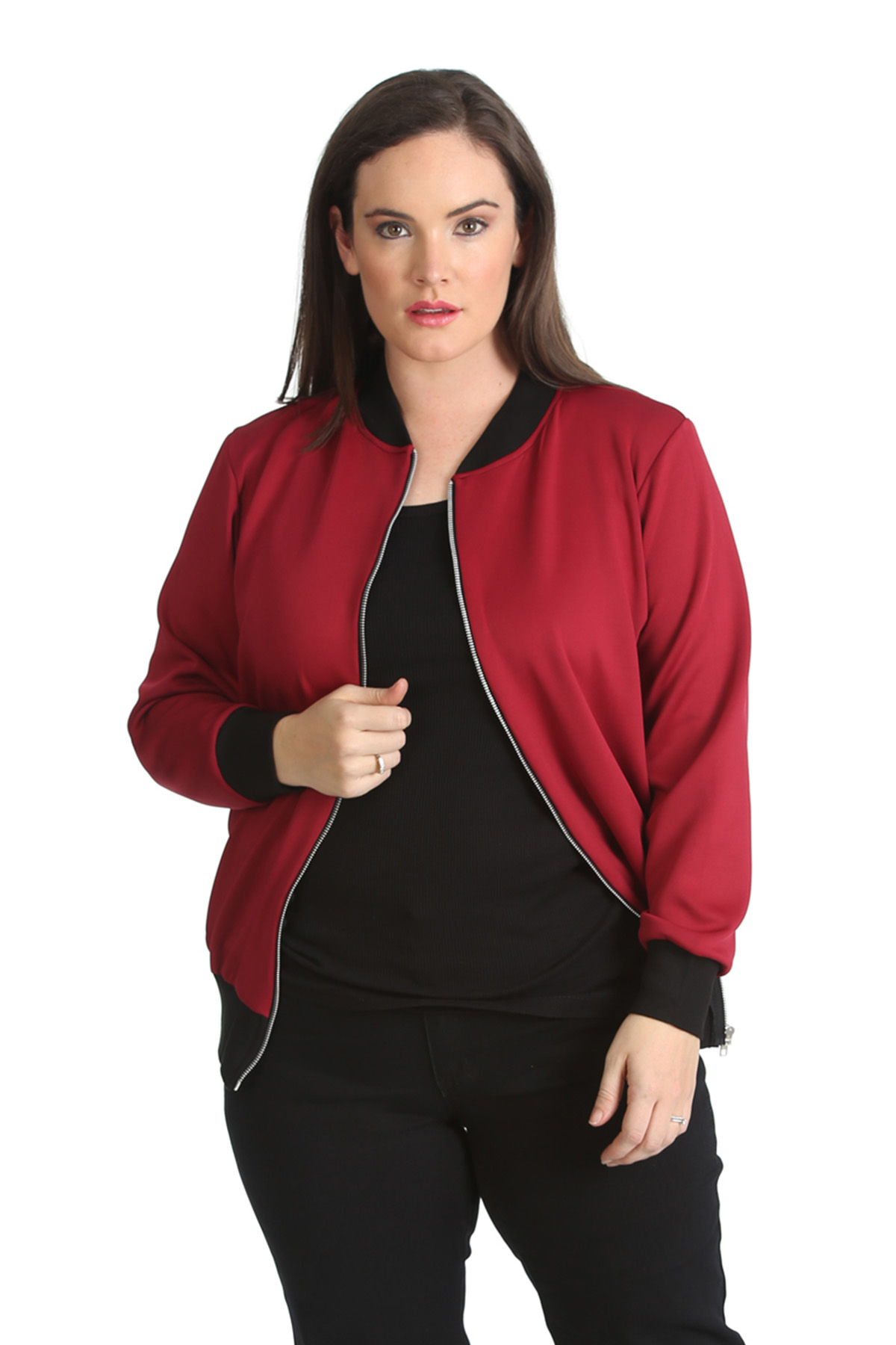 Free shipping on women's plus-size coats, jackets and blazers at dolcehouse.ml Totally free shipping and returns.
