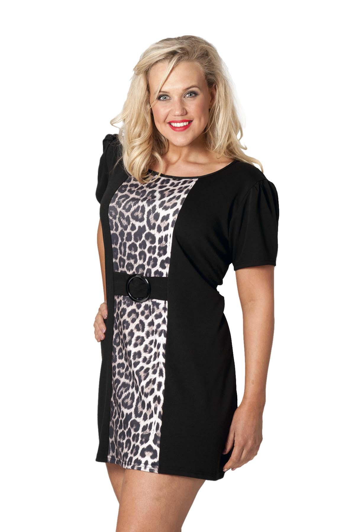 Leopard print clothing for women
