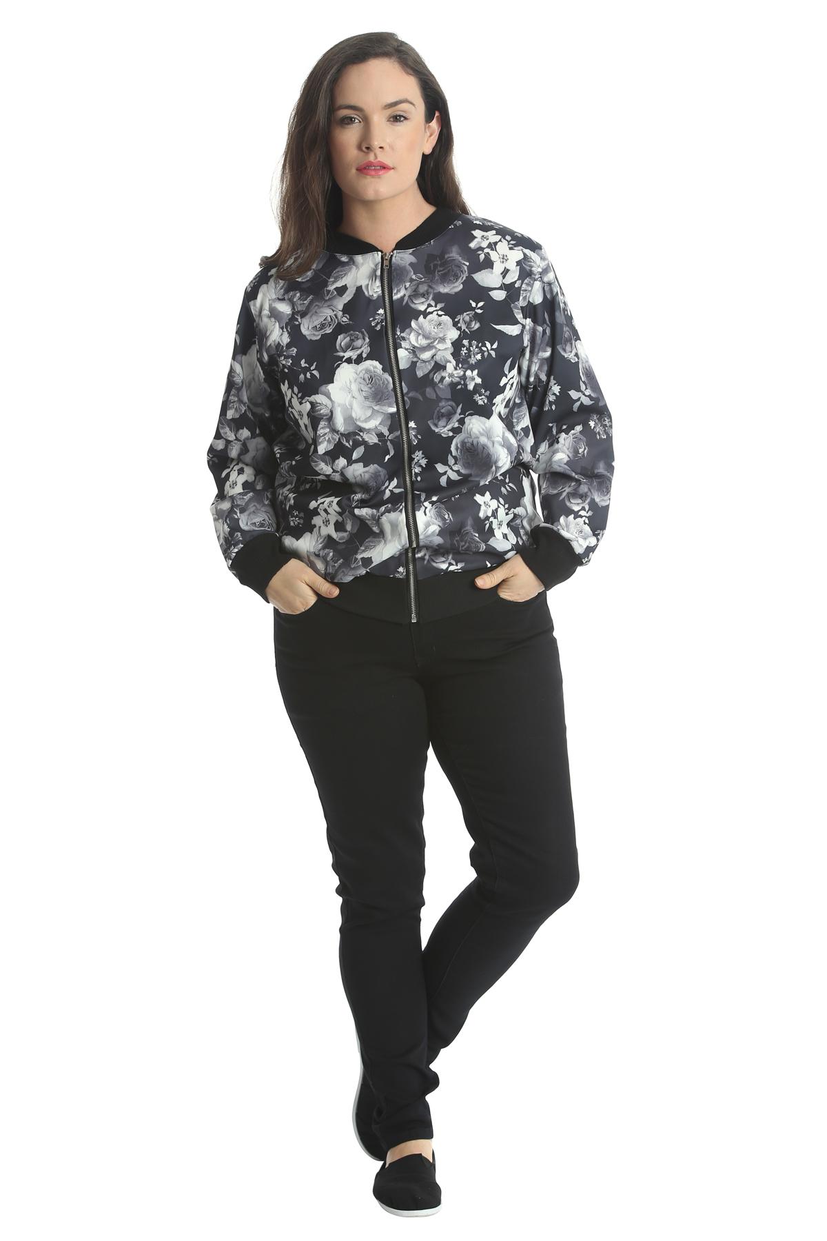 Ladies bomber jacket 20