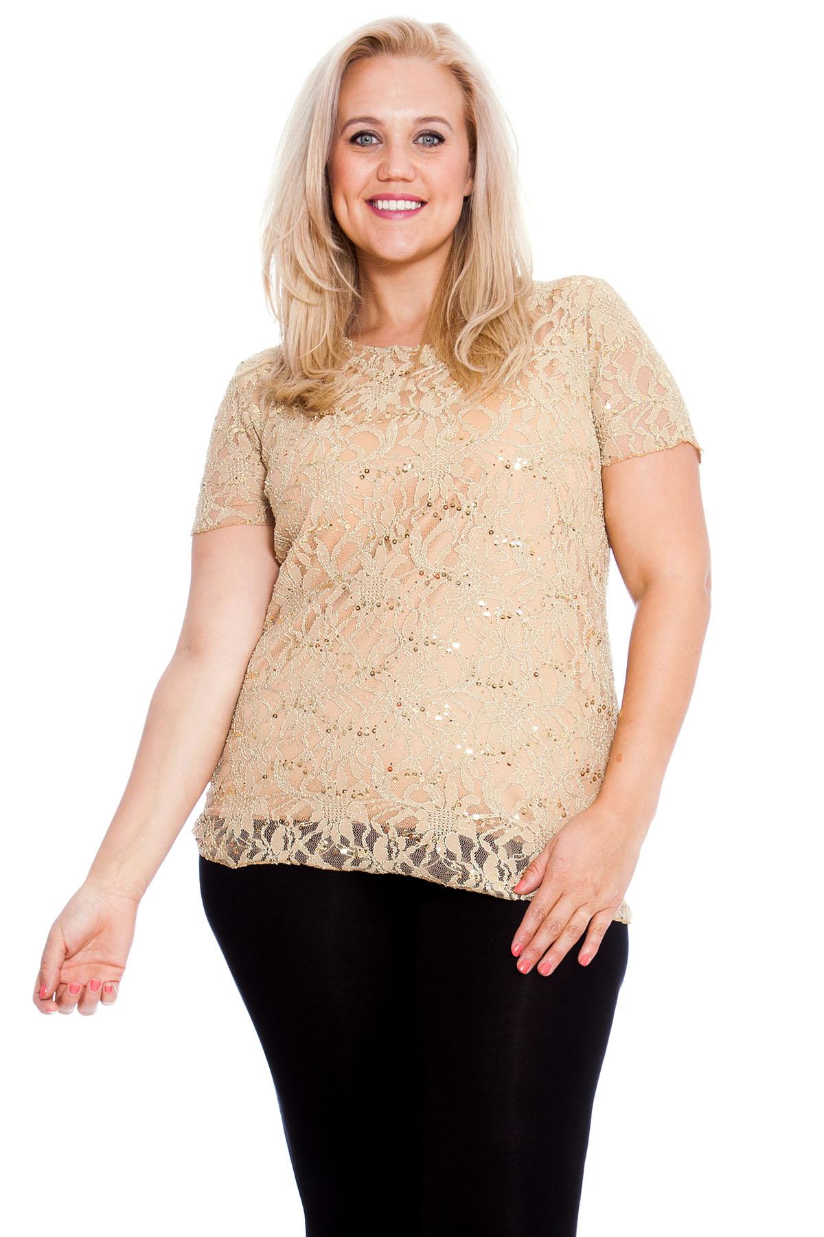 Womens Plus Size T Shirts