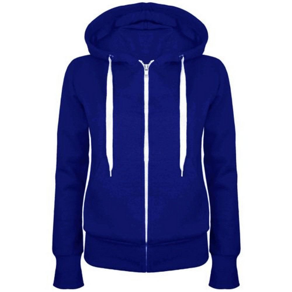 Plus size black hoodie