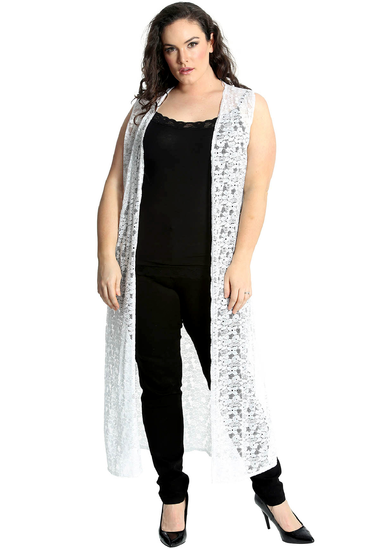 Fisher exchange size tops up lace women sweaters plus and women store