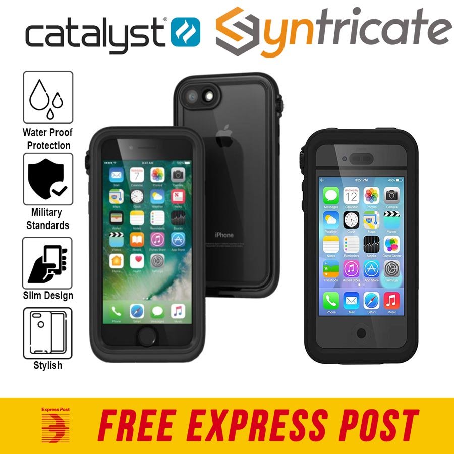 Iphone 4 4s Catalyst Waterproof Dustproof Rugged Case