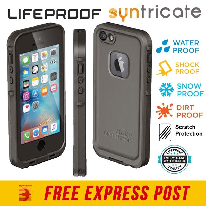 Lifeproof Fre Waterproof Dustproof Case For Iphone Se5s5 Grind