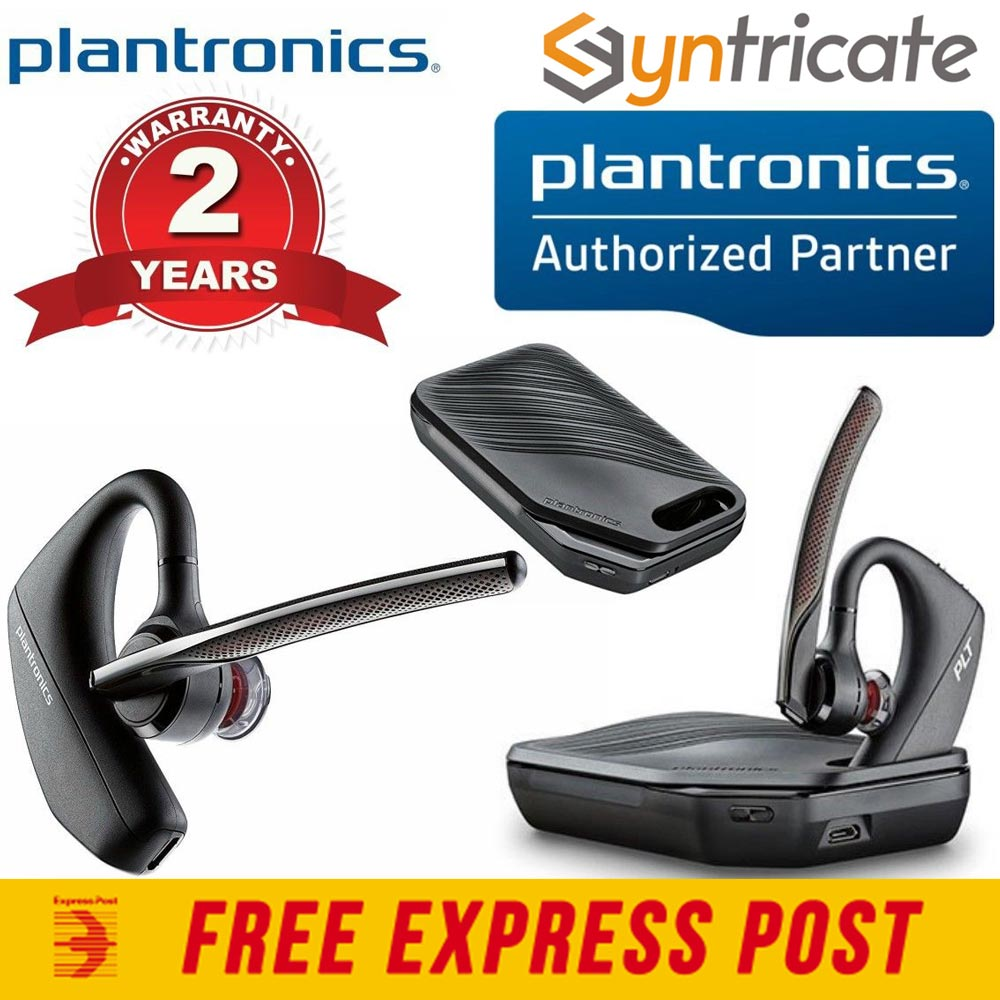 save off 11975 1598e Details about Plantronics Voyager 5200 Mobile Wireless Bluetooth Headset  /Charging Case Bundle