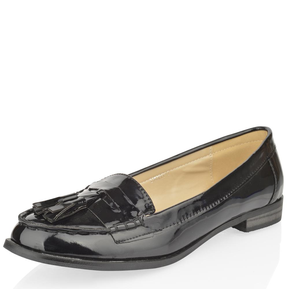 Womens Tassel Loafers Shoe Size