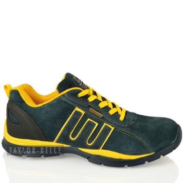 Gel Work Shoes For Womens Steel Toe