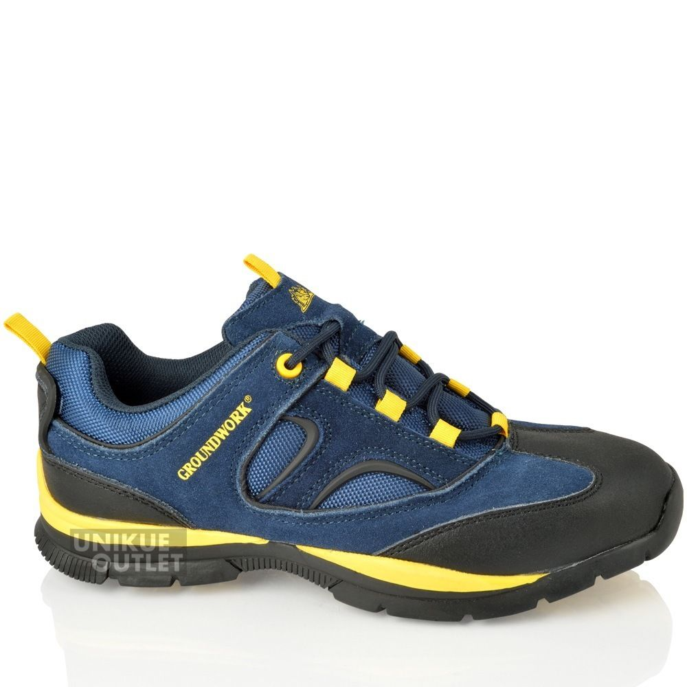 Steel Toe Sneakers Shoes For Men