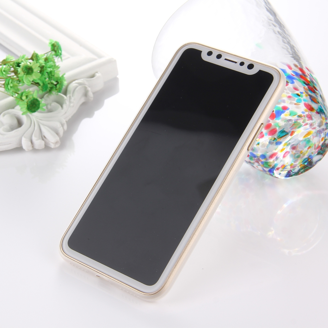 Ultra-Thin-Case-0-3mm-for-iPhone-XS-X-Super-Slim-Hard-Protective-Cover-New-Desi miniatuur 4
