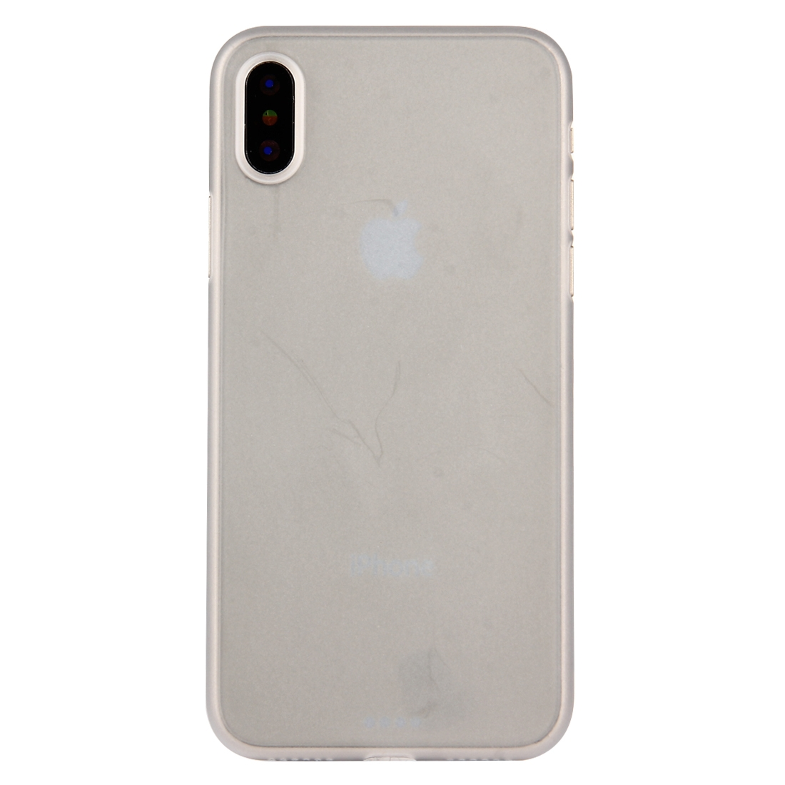 Ultra-Thin-Case-0-3mm-for-iPhone-XS-X-Super-Slim-Hard-Protective-Cover-New-Desi miniatuur 6