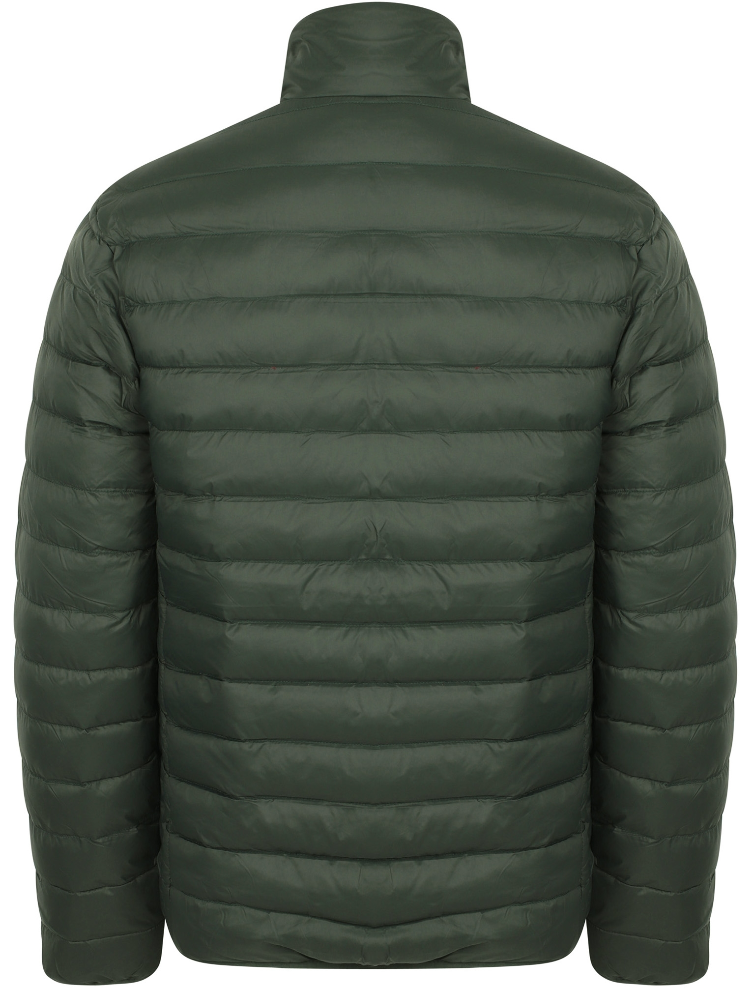 Tokyo-Laundry-Men-039-s-Bakman-Plain-Quilted-Padded-Puffer-Bubble-Jacket thumbnail 17