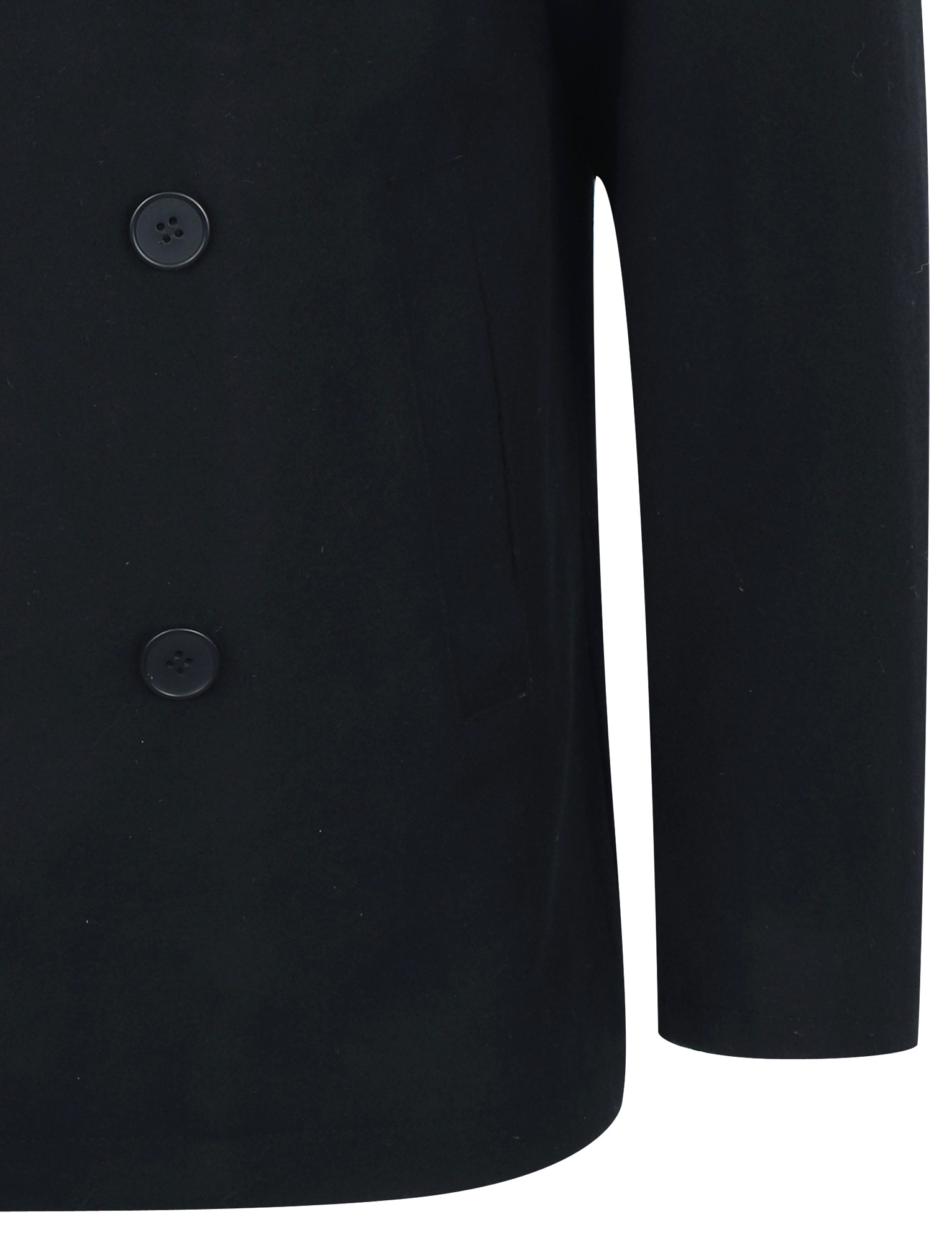 New-Mens-Tokyo-Laundry-Branded-Wool-Blend-Peacoat-Duffle-Coat-Size-S-XXL thumbnail 6