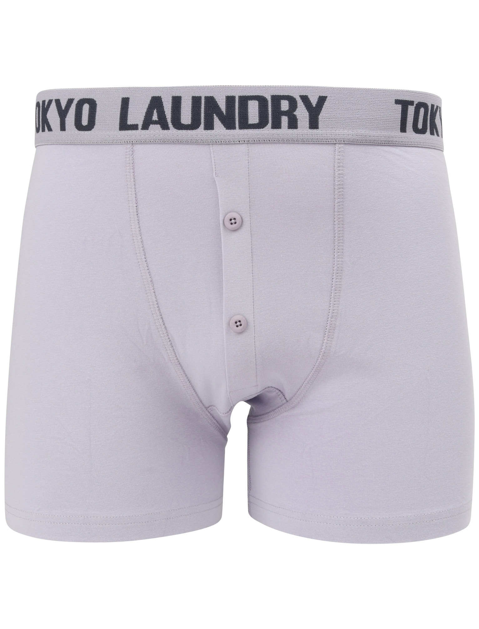New-Mens-Tokyo-Laundry-Nash-2-Pack-Buttoned-Cotton-Boxer-Shorts-Set-Size-S-XXL thumbnail 15