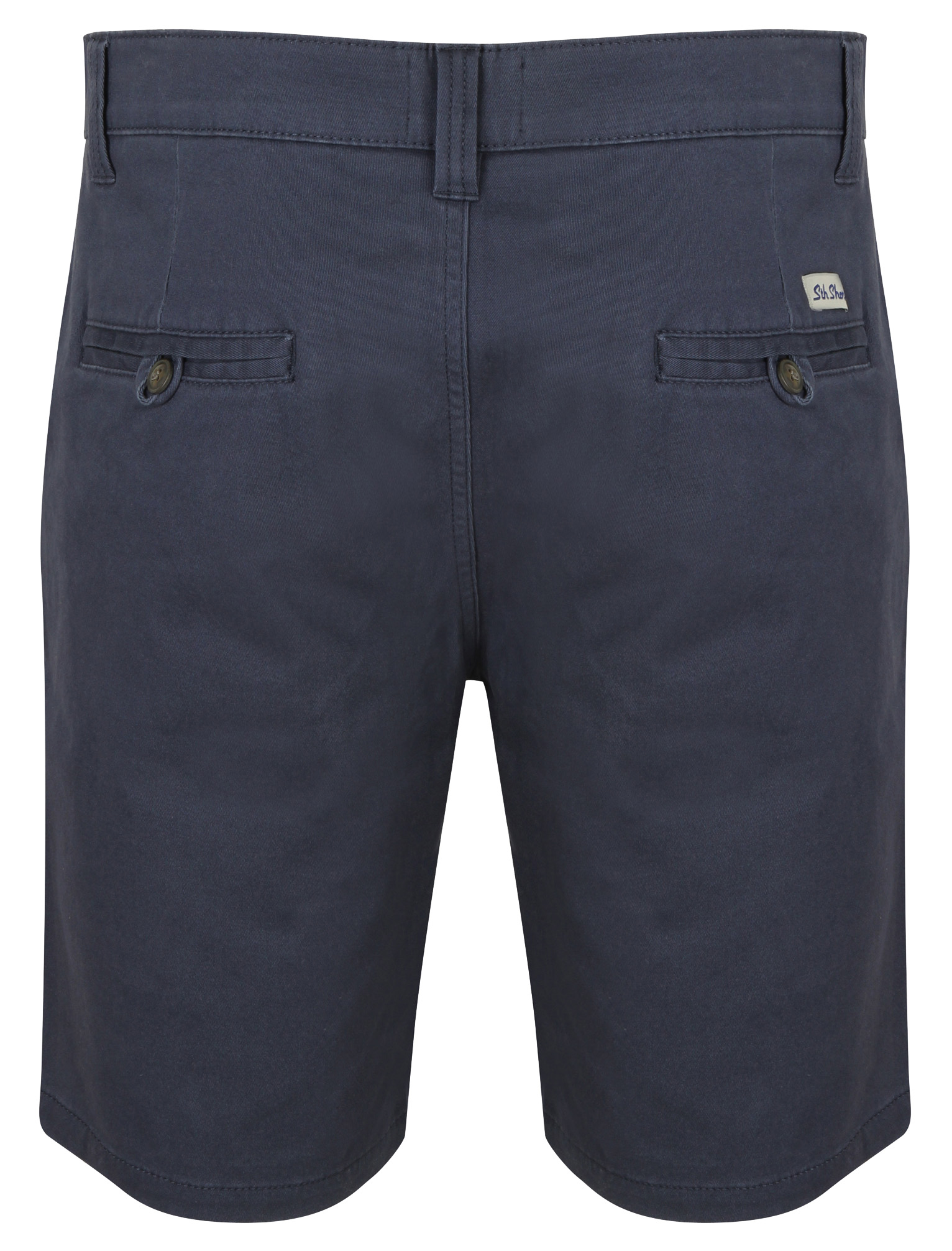 South-Shore-uomo-Scotch-Tinta-Unita-Cotone-Twill-Casual-Jeans-Corti-Chino-Taglia-S-XXL miniatura 7