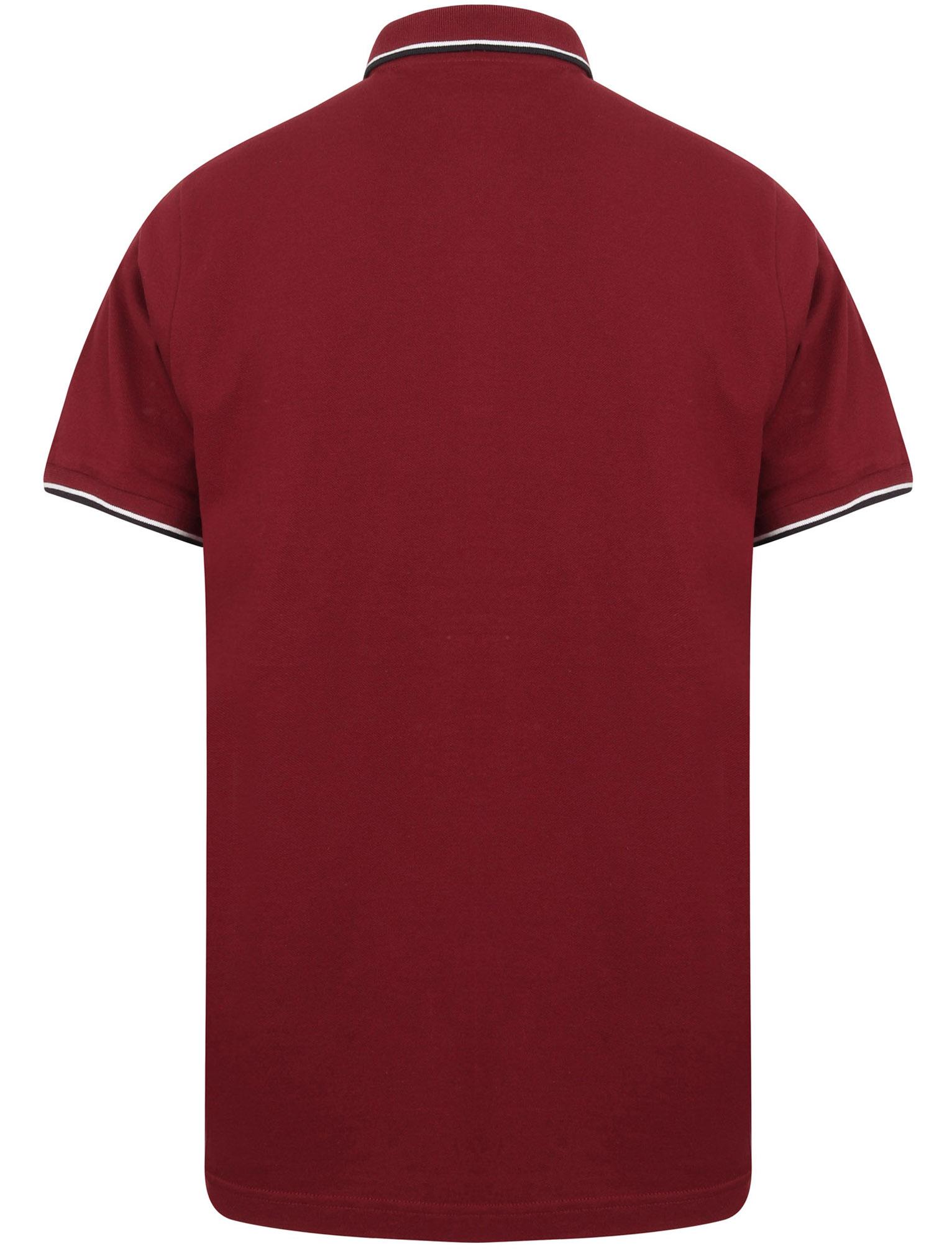 Sth-Shore-Mens-Plain-Polo-Shirt-100-Pique-Cotton-T-Shirt-Top-Collar-Size-M-XXL thumbnail 23