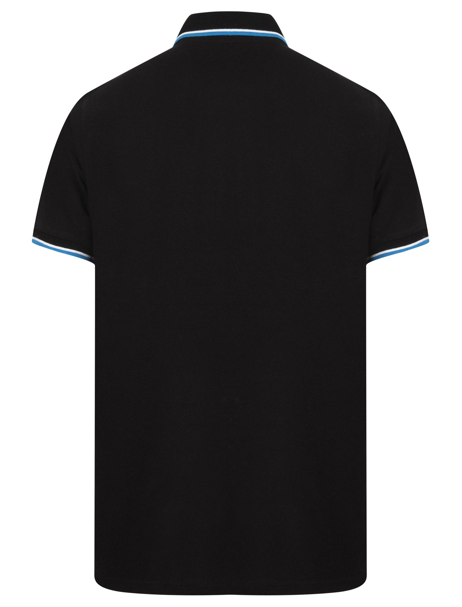 Sth-Shore-Mens-Plain-Polo-Shirt-100-Pique-Cotton-T-Shirt-Top-Collar-Size-M-XXL thumbnail 19