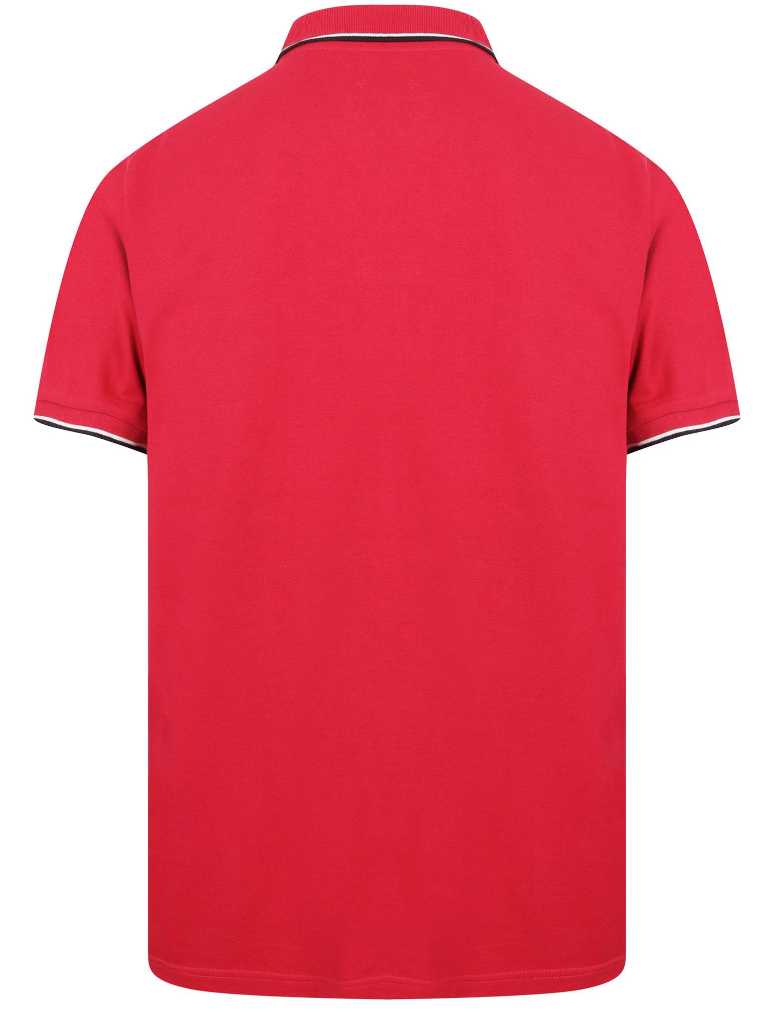 Sth-Shore-Mens-Plain-Polo-Shirt-100-Pique-Cotton-T-Shirt-Top-Collar-Size-M-XXL thumbnail 35