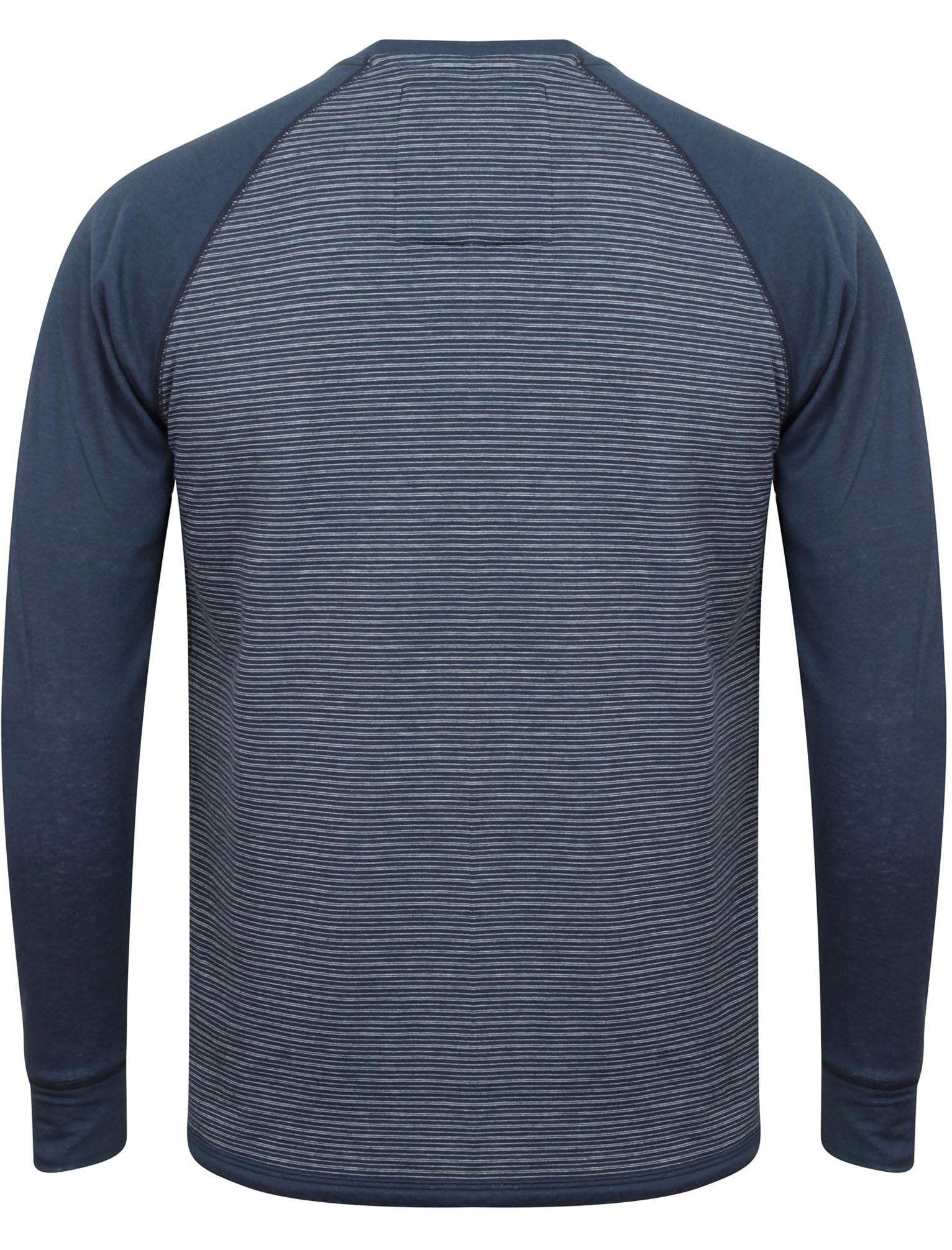 New-Mens-Tokyo-Laundry-Sephro-Raglan-Long-Sleeve-Henley-T-shirt-Top-Size-S-XL thumbnail 7