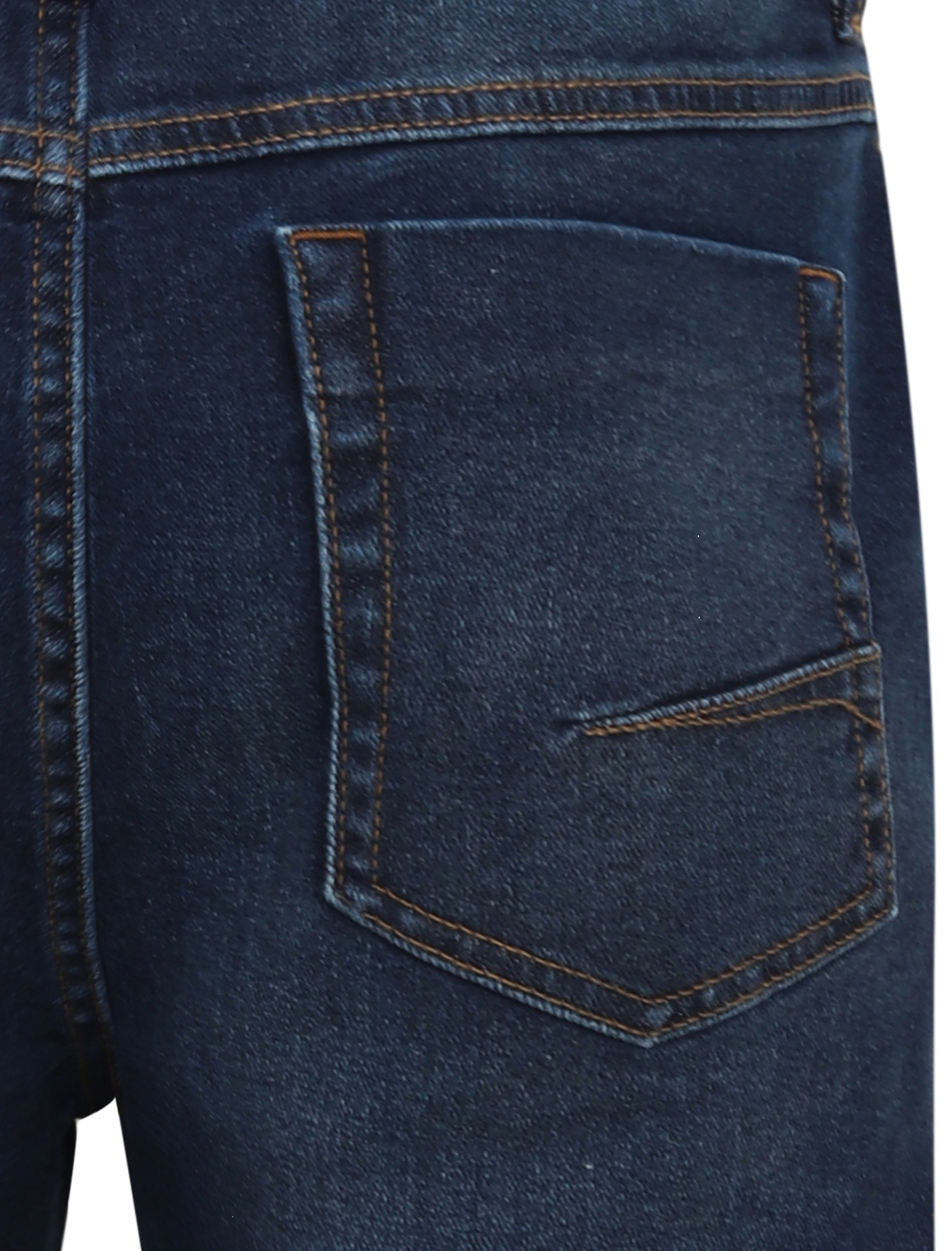 Tokyo-Laundry-Mens-Stretch-Denim-Shorts-Chino-Jean-Vintage-Dark-Light-Wash-Slim thumbnail 13