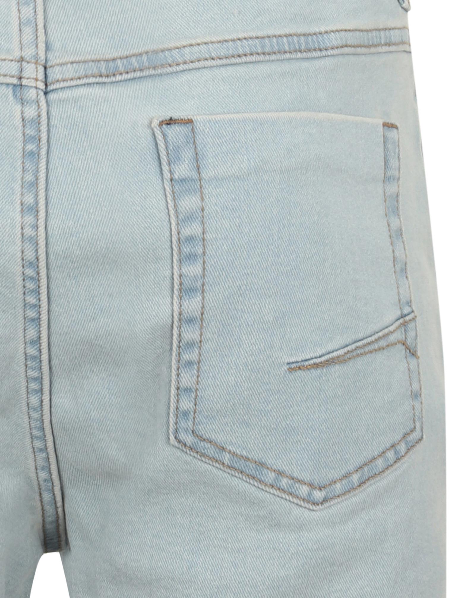 Tokyo-Laundry-Mens-Stretch-Denim-Shorts-Chino-Jean-Vintage-Dark-Light-Wash-Slim thumbnail 5