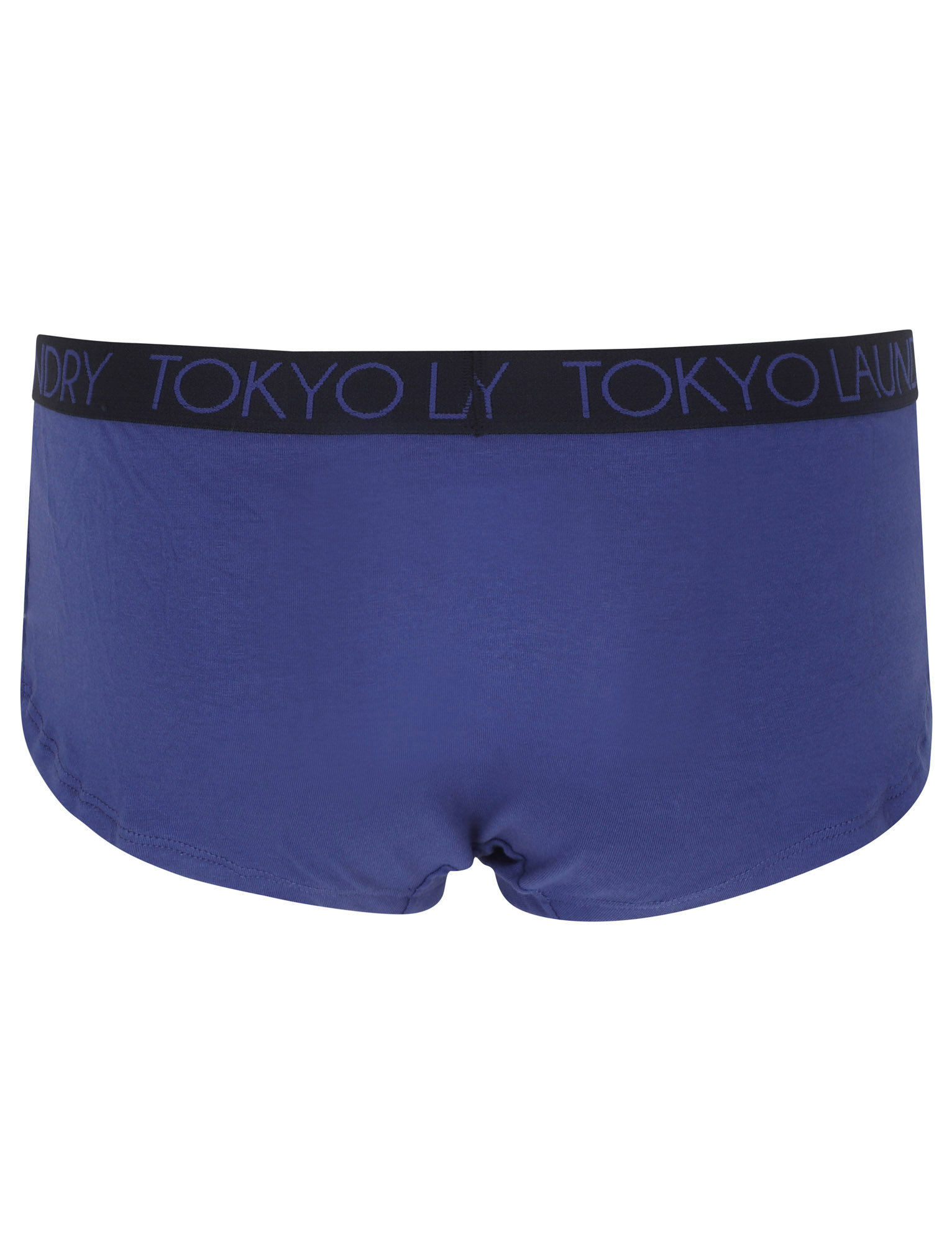 Tokyo-Laundry-Women-039-s-5-Pack-Briefs-Knickers-Underwear-Boxers-Elasticated-Waist thumbnail 44