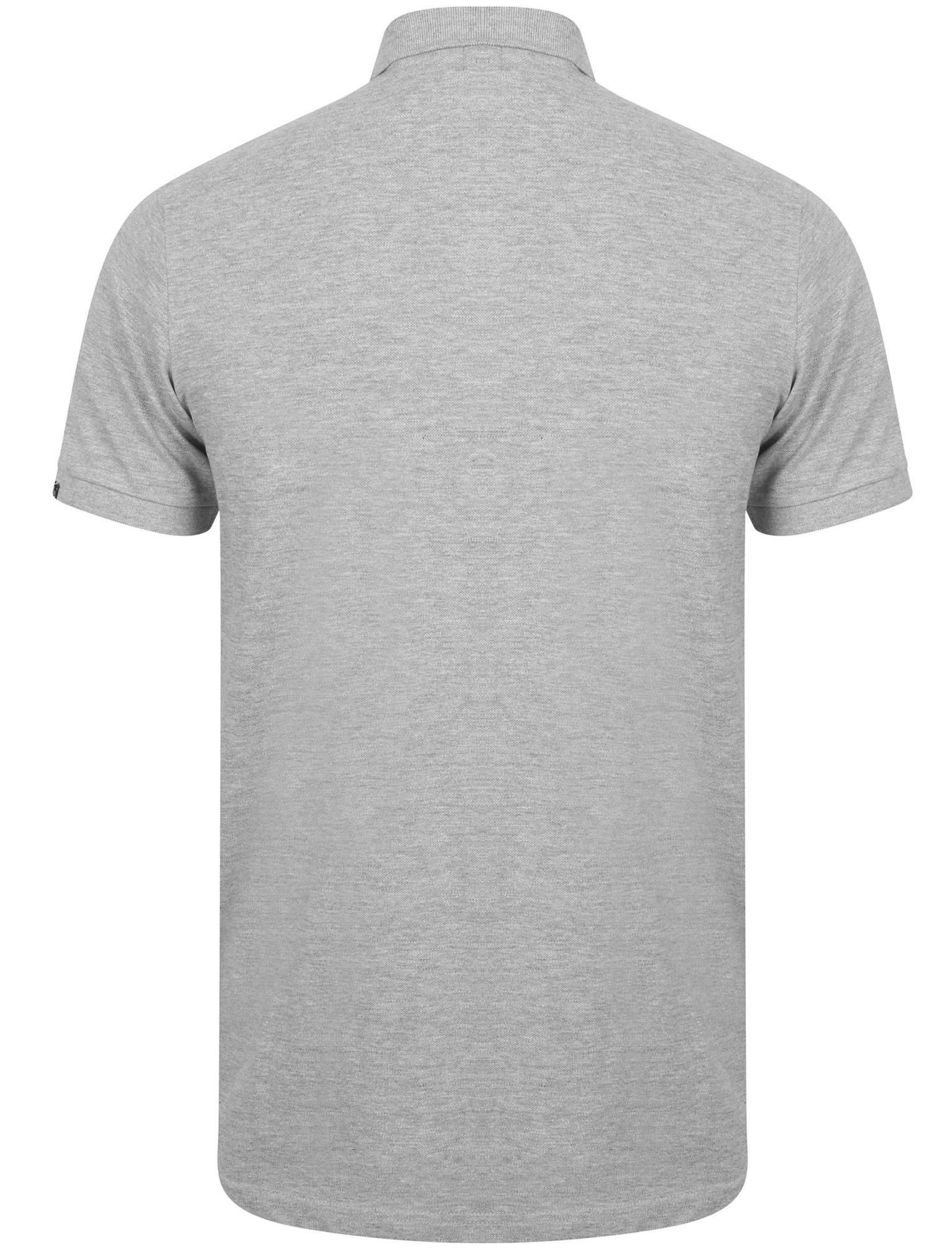 New-Mens-Tokyo-Laundry-Branded-Kuusamo-Cotton-Rich-Pique-Polo-Shirt-Size-S-XXL thumbnail 7