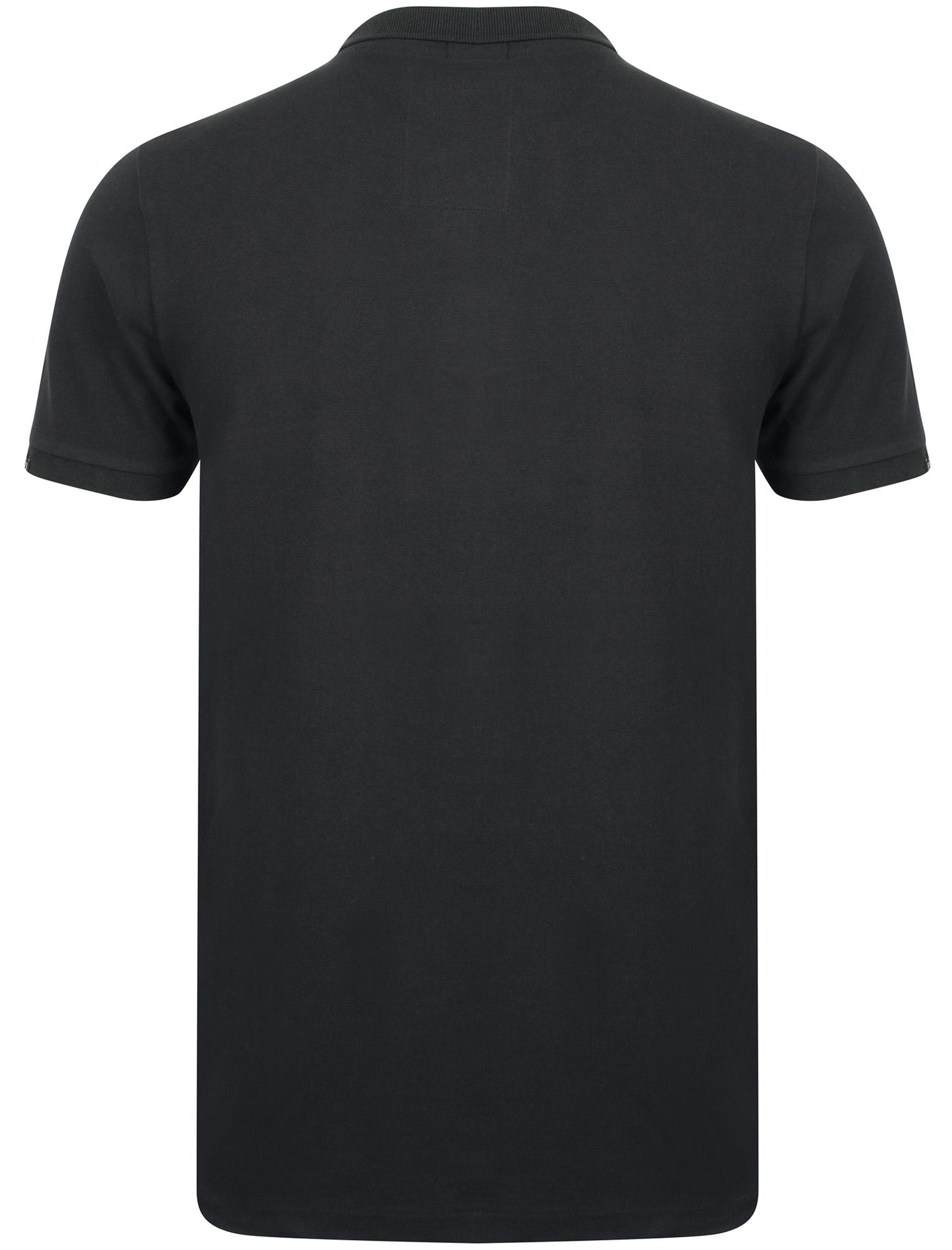 New-Mens-Tokyo-Laundry-Branded-Kuusamo-Cotton-Rich-Pique-Polo-Shirt-Size-S-XXL thumbnail 4