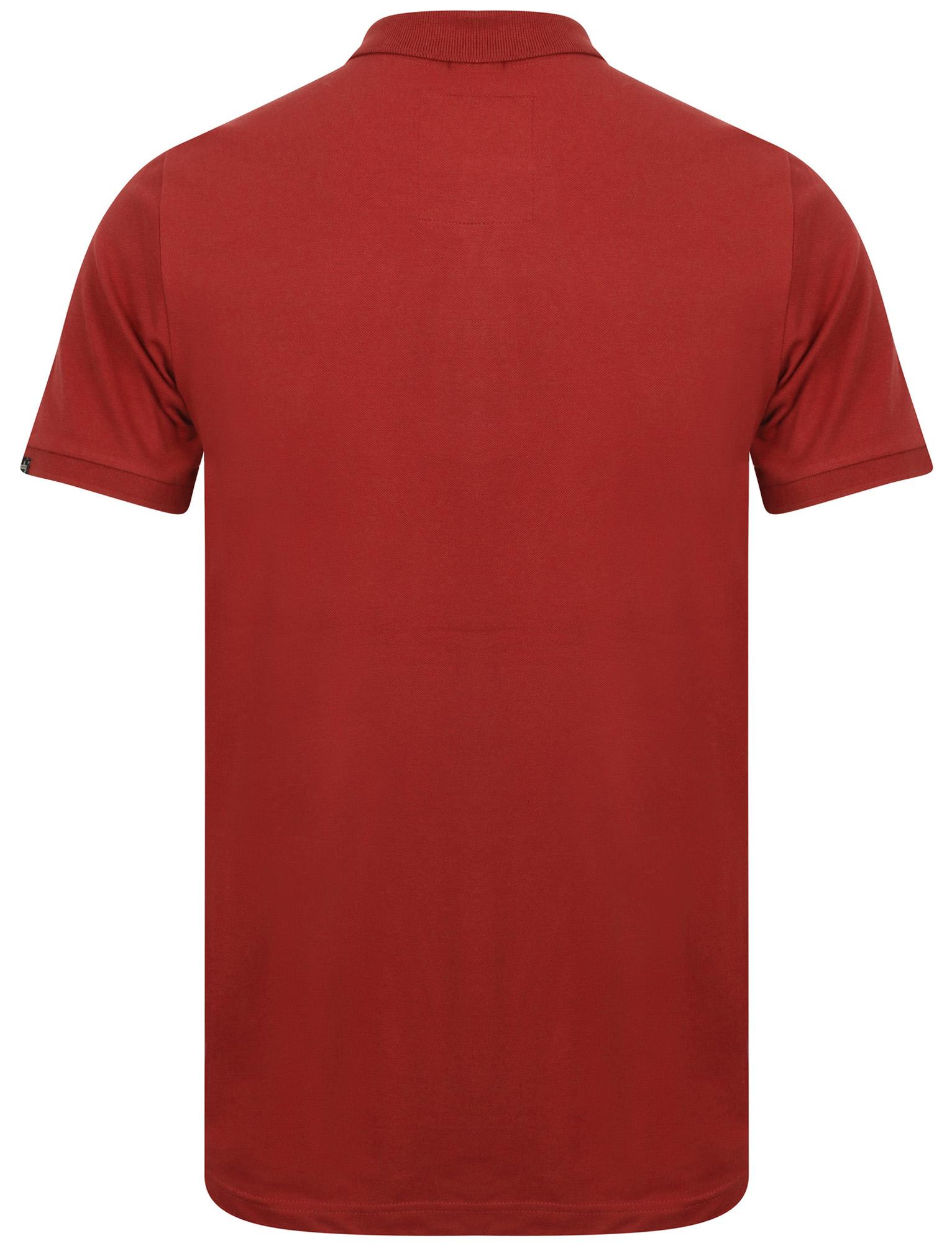 New-Mens-Tokyo-Laundry-Branded-Kuusamo-Cotton-Rich-Pique-Polo-Shirt-Size-S-XXL thumbnail 33
