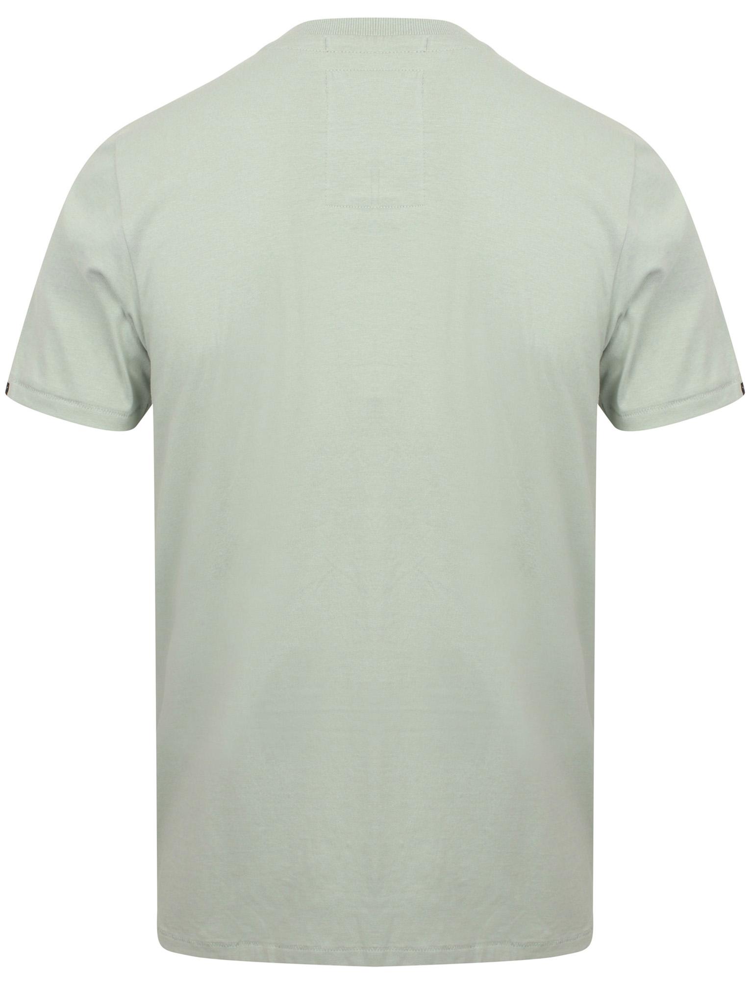 New-Mens-Tokyo-Laundry-Branded-Ellsworth-Crew-Neck-Cotton-Rich-T-shirt-Size-S-XL thumbnail 9