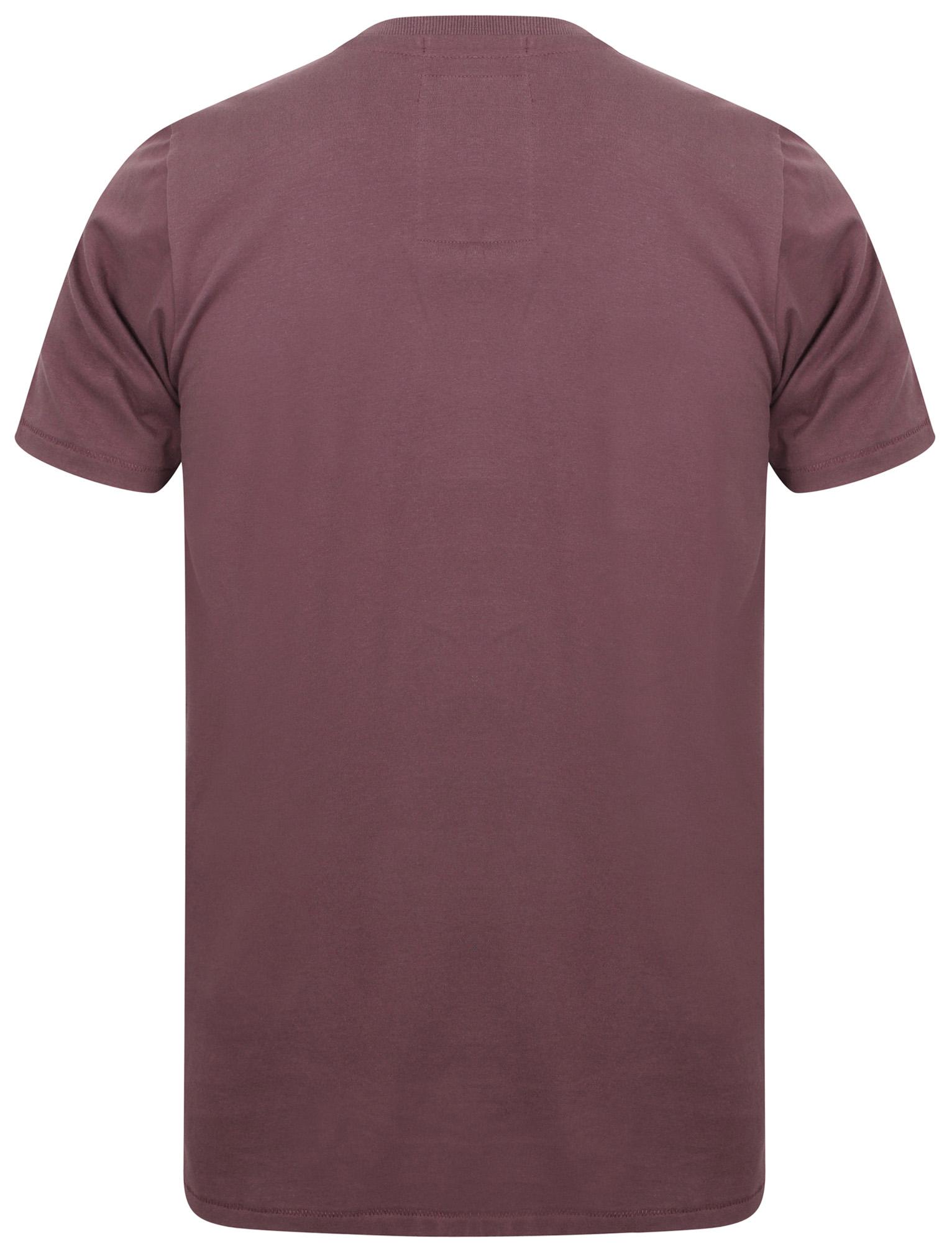 New-Mens-Tokyo-Laundry-Branded-Ellsworth-Crew-Neck-Cotton-Rich-T-shirt-Size-S-XL thumbnail 7