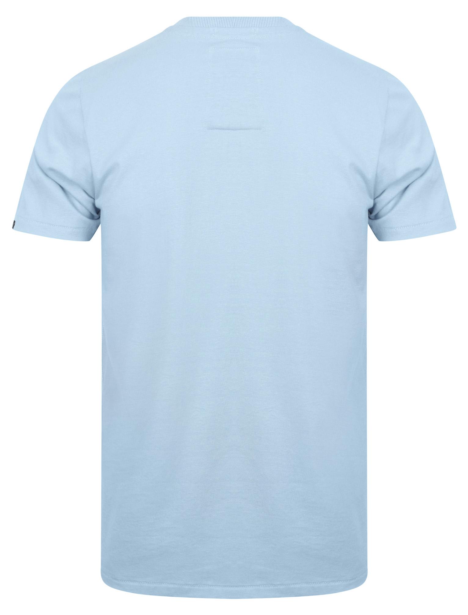 New-Mens-Tokyo-Laundry-Branded-Ellsworth-Crew-Neck-Cotton-Rich-T-shirt-Size-S-XL thumbnail 5