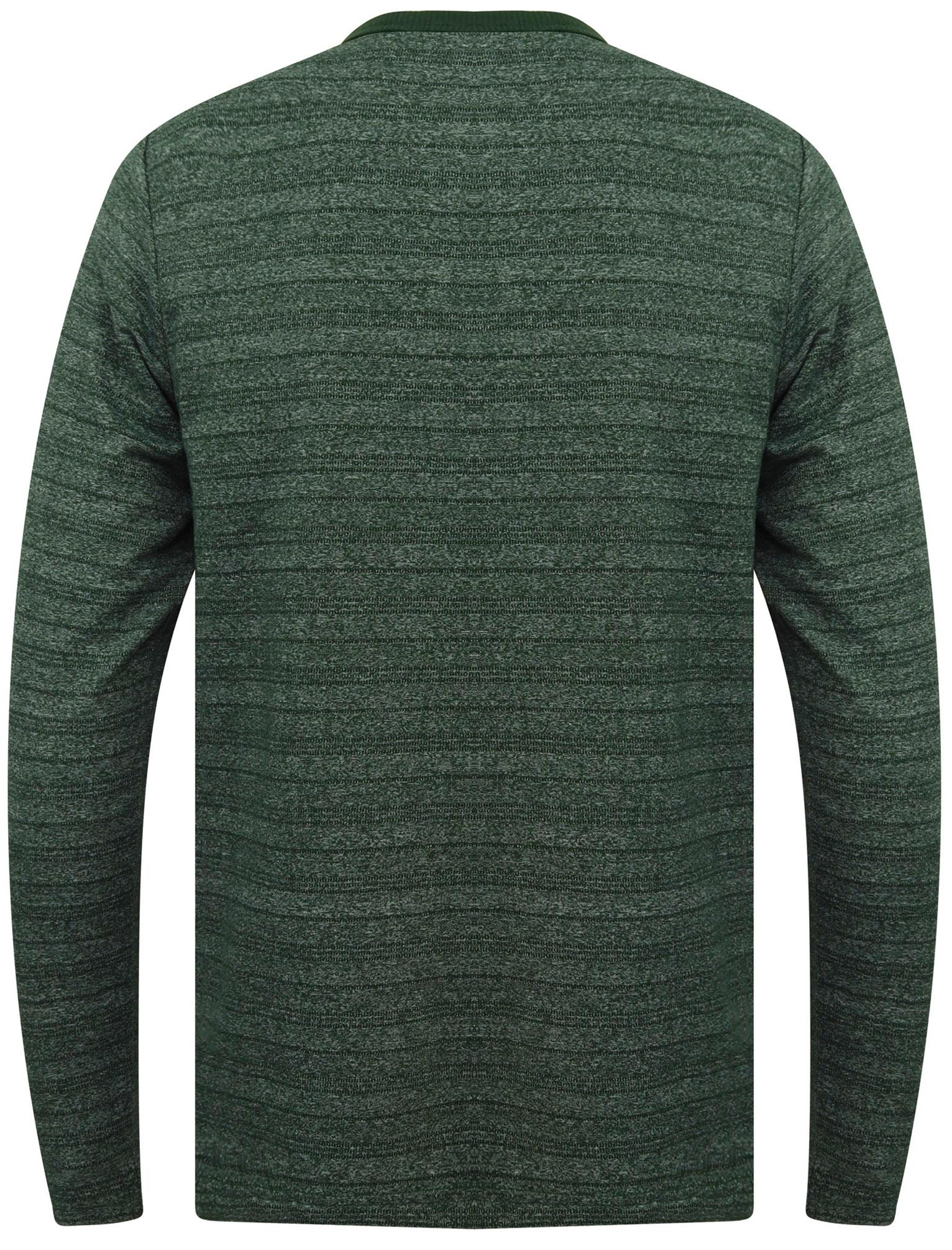 Tokyo-Laundry-Men-Hoaden-Crew-Neck-Long-Sleeve-T-Shirt-Top-Henley-Grandad-Collar thumbnail 13