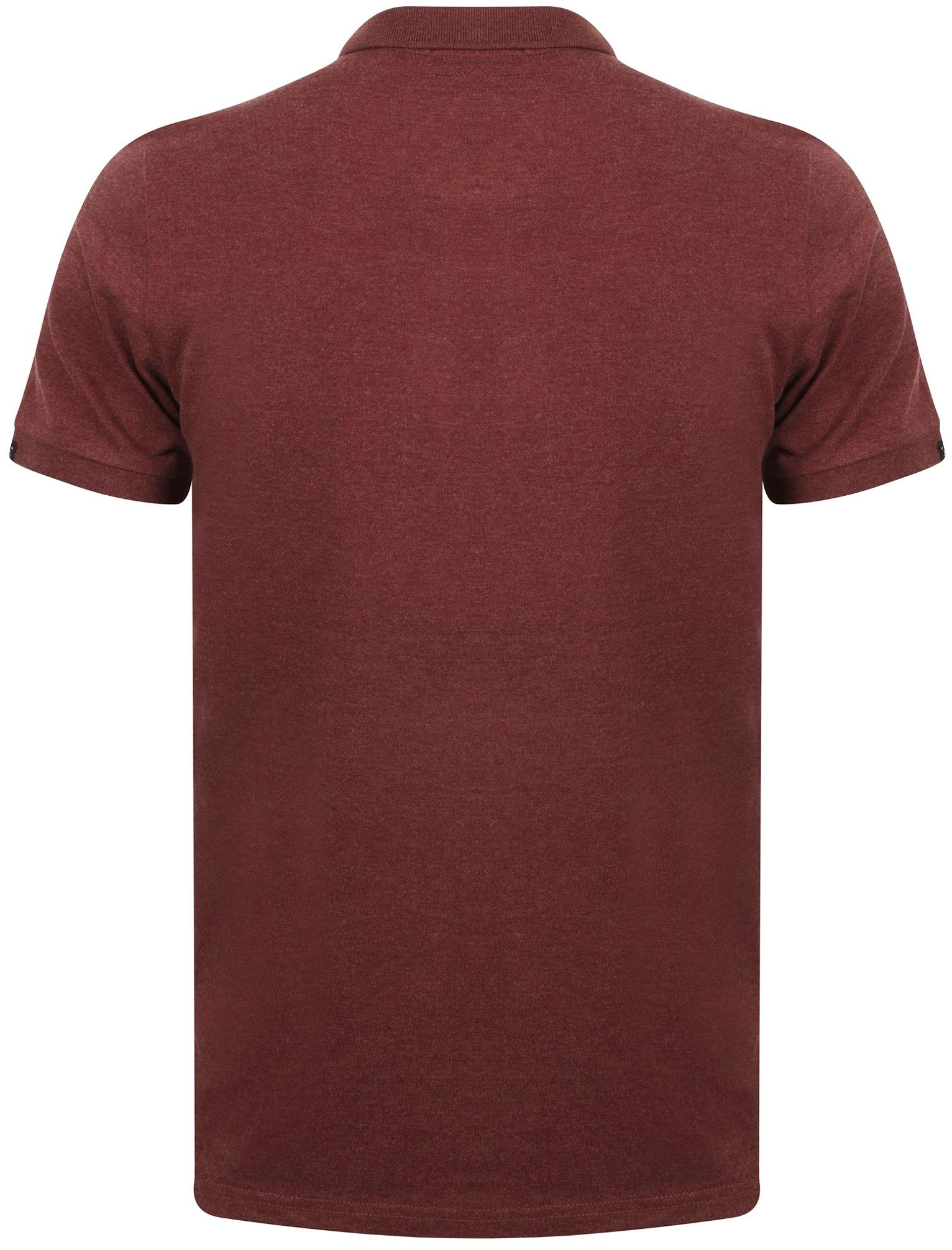 New-Mens-Tokyo-Laundry-Branded-Kuusamo-Cotton-Rich-Pique-Polo-Shirt-Size-S-XXL thumbnail 25