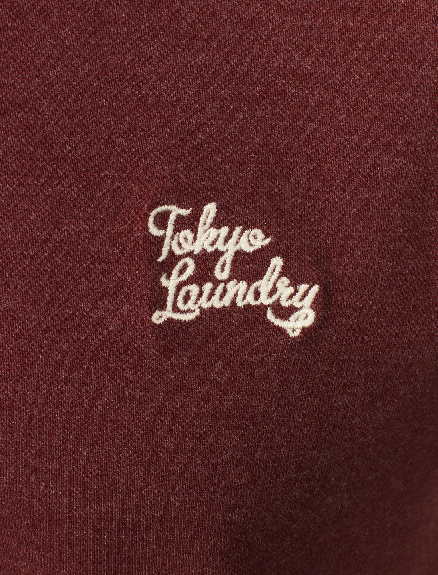 New-Mens-Tokyo-Laundry-Branded-Kuusamo-Cotton-Rich-Pique-Polo-Shirt-Size-S-XXL thumbnail 24