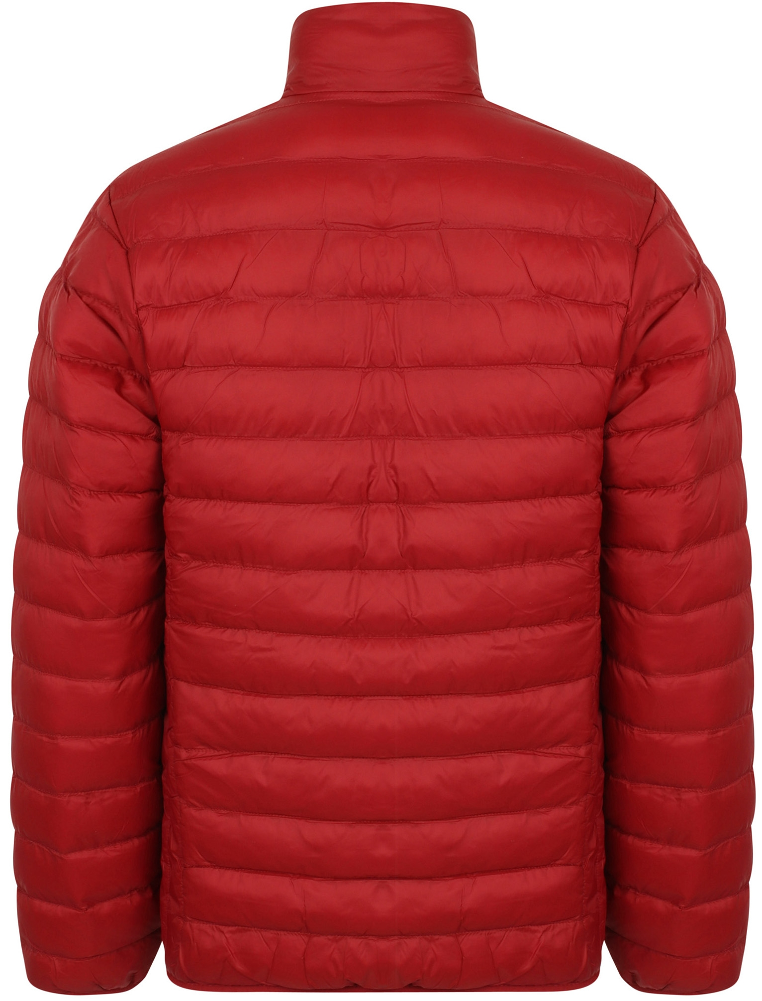 Tokyo-Laundry-Men-039-s-Bakman-Plain-Quilted-Padded-Puffer-Bubble-Jacket thumbnail 5