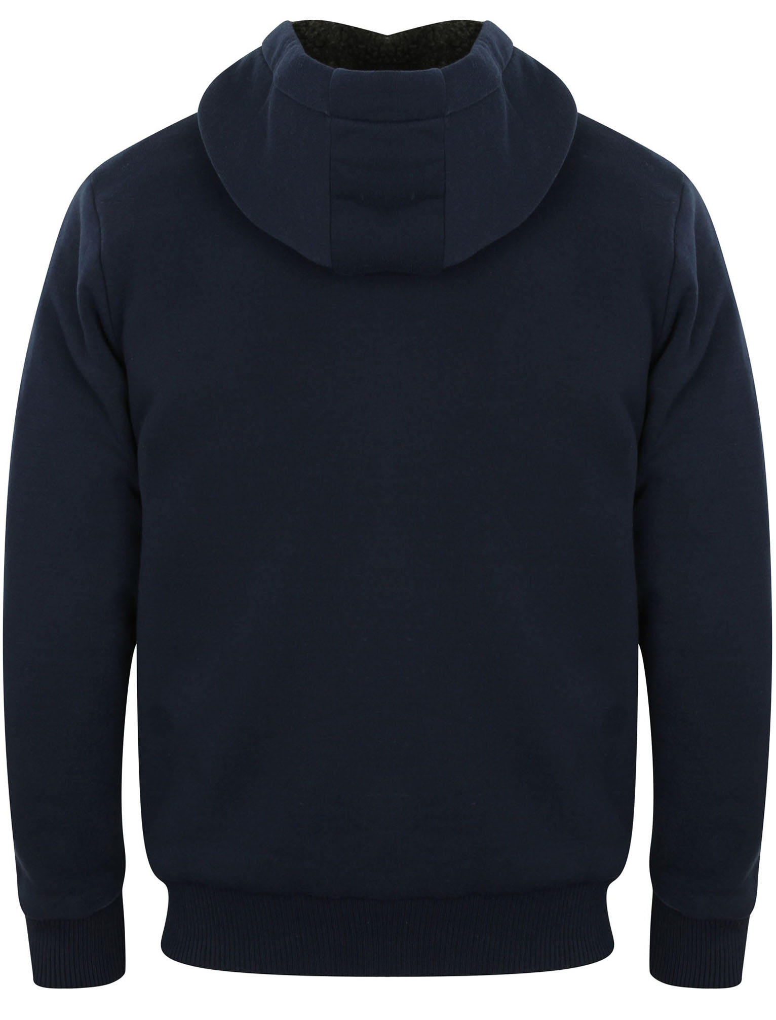 Sherpa lined hoodies for men
