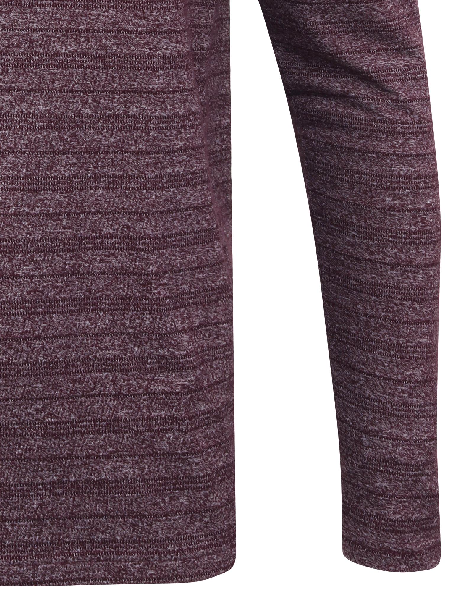 Tokyo-Laundry-Men-Hoaden-Crew-Neck-Long-Sleeve-T-Shirt-Top-Henley-Grandad-Collar thumbnail 10